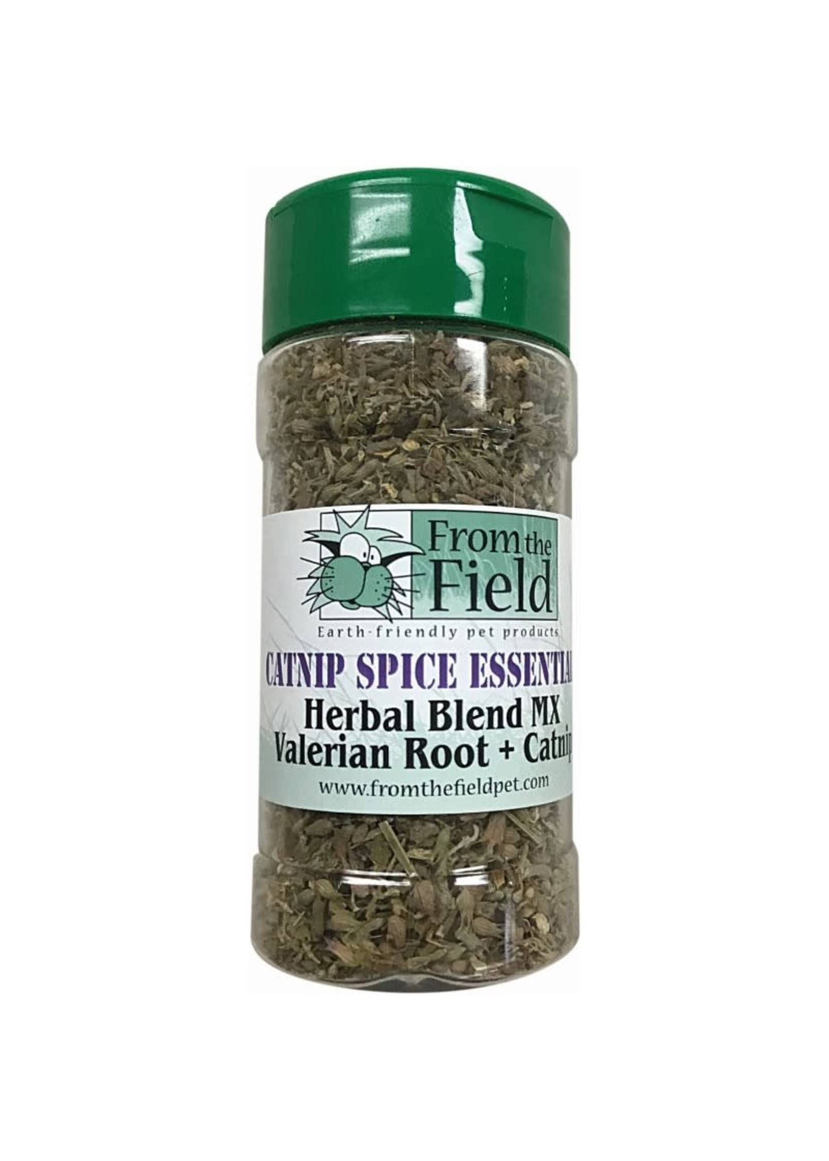 From The Field From the Field Spice Herbal Blend Valerian