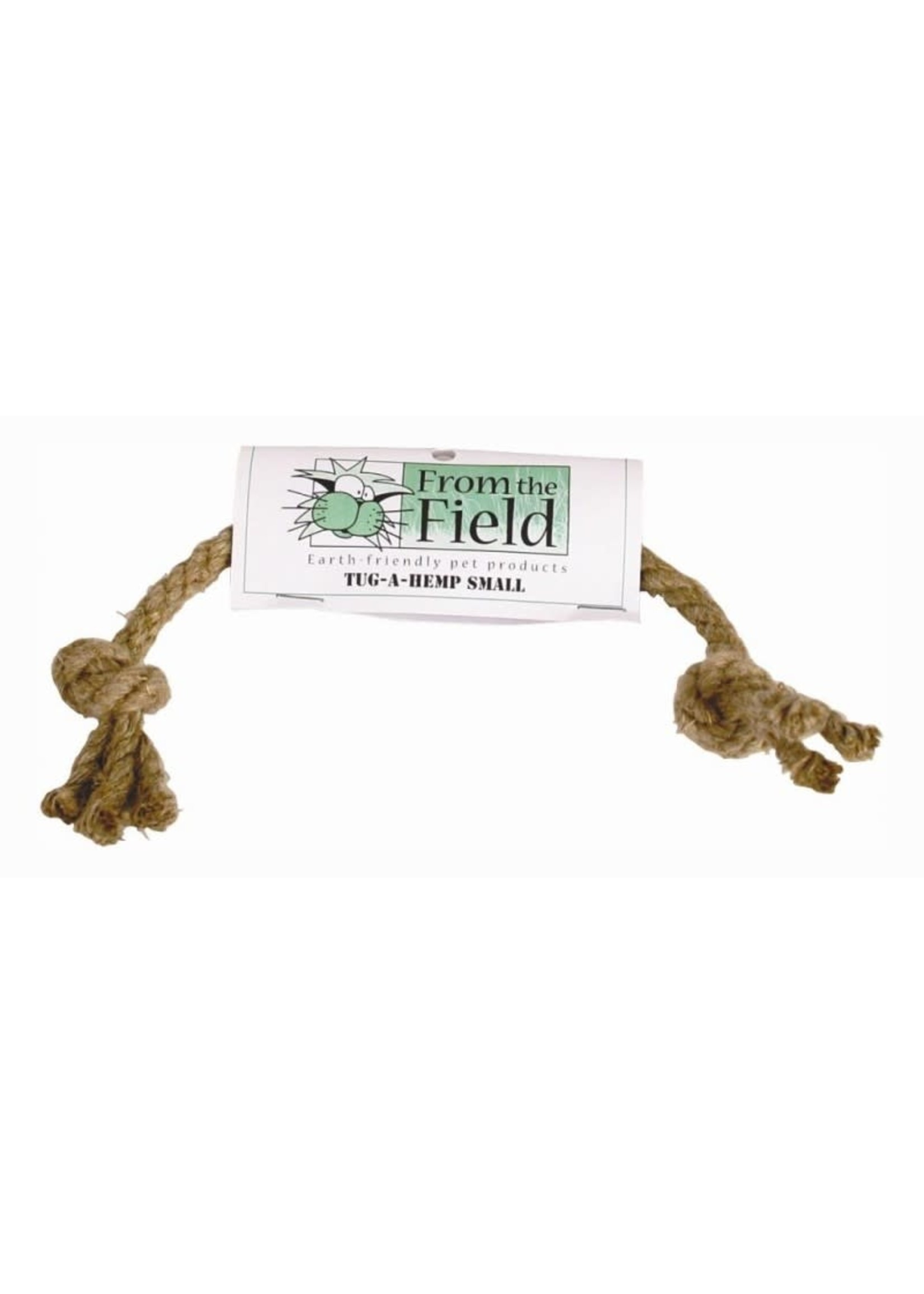 From The Field From the Field Tug-A-Hemp Small