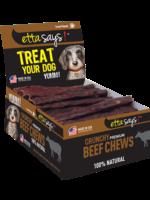 Etta Says! Etta Crunchy Chews Beef 4'