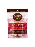 "Earth Animal Earth Animal No Hide Beef 4"" 2pk"