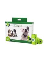 Greenline Pet Supply Green Line Poop Bags 24 Rolls