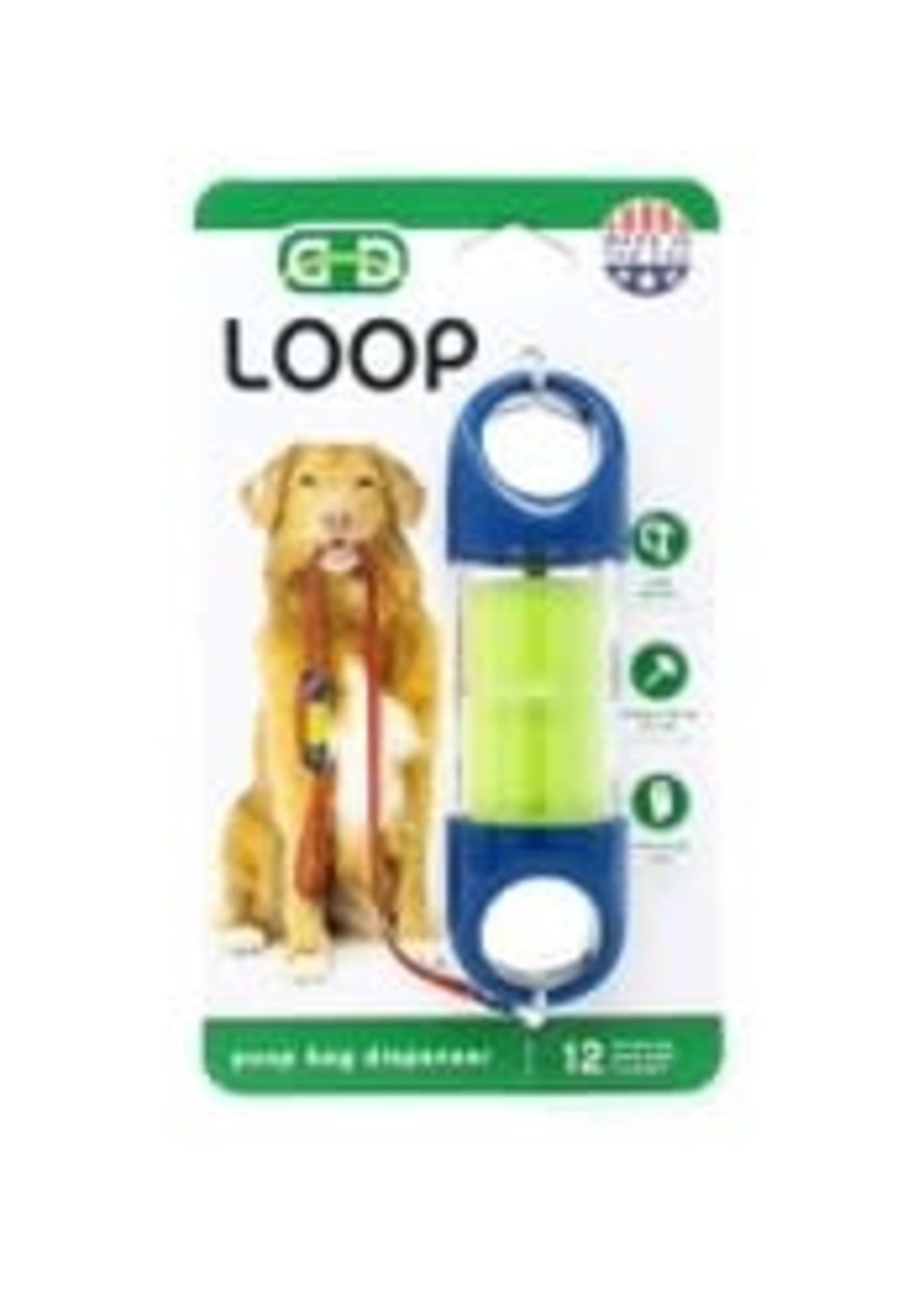 Greenline Pet Supply Loft 312 Loop Blue