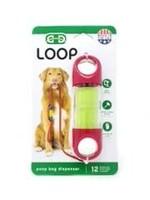 Greenline Pet Supply Loft 312 Loop Pink