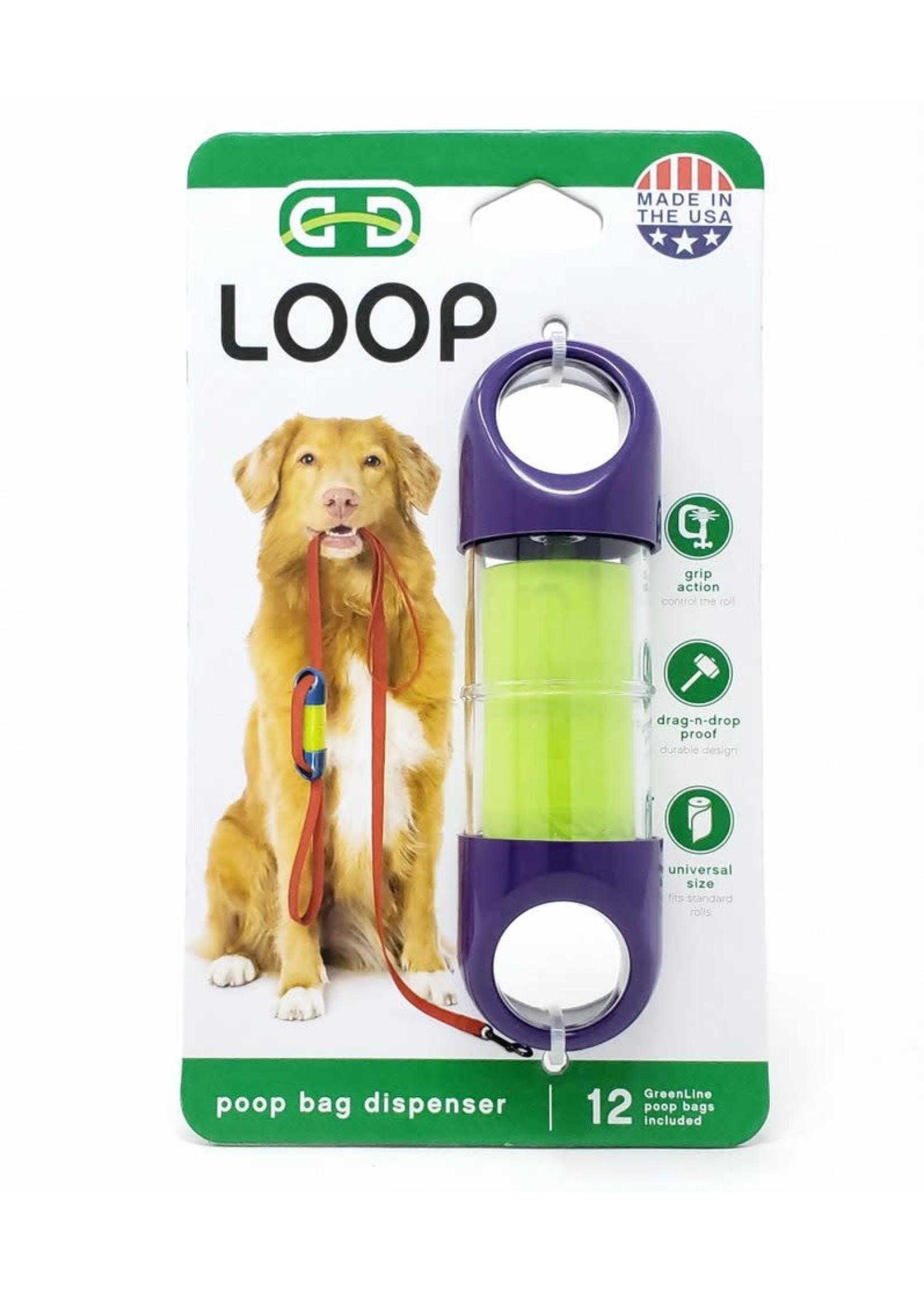 Greenline Pet Supply Loft 312 Loop Purple