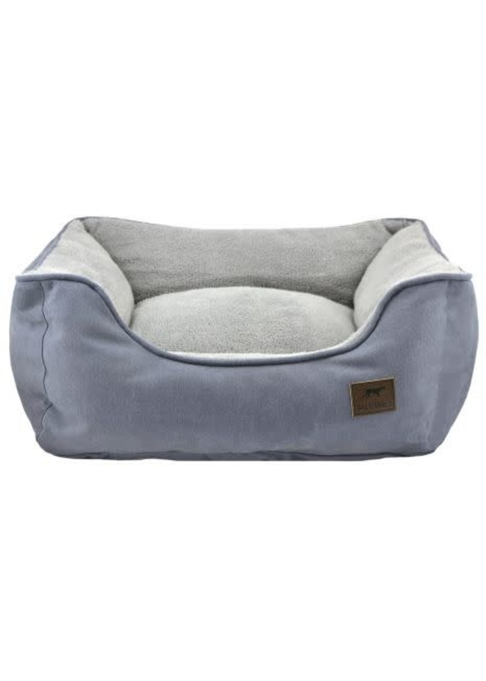 Tall Tails Tall Tails Bolster Bed Charcoal M