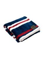 Tall Tails Tall Tails Blanket Naut Stripe 30x40