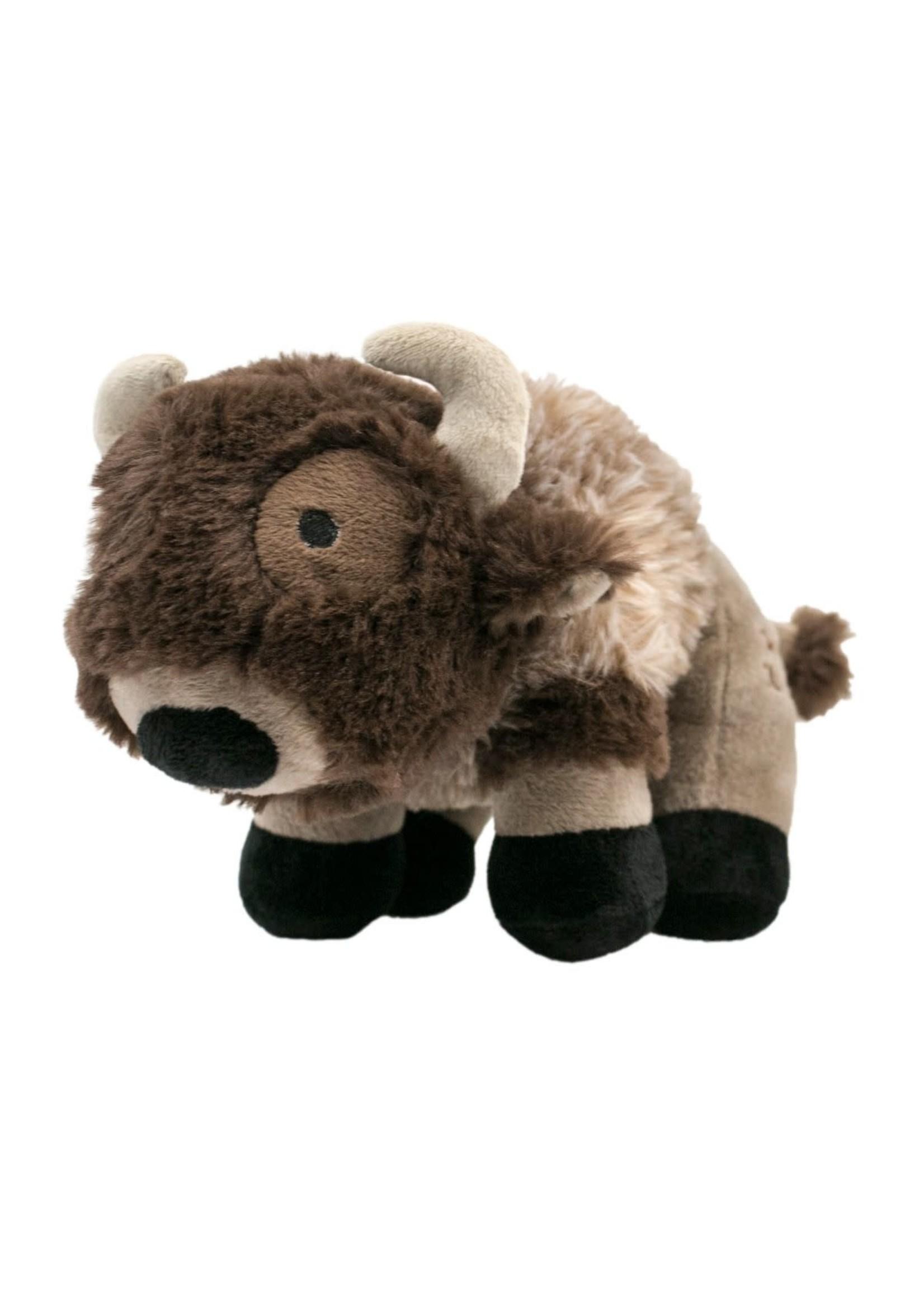 "Tall Tails Tall Tails Plush Buffalo 9"""