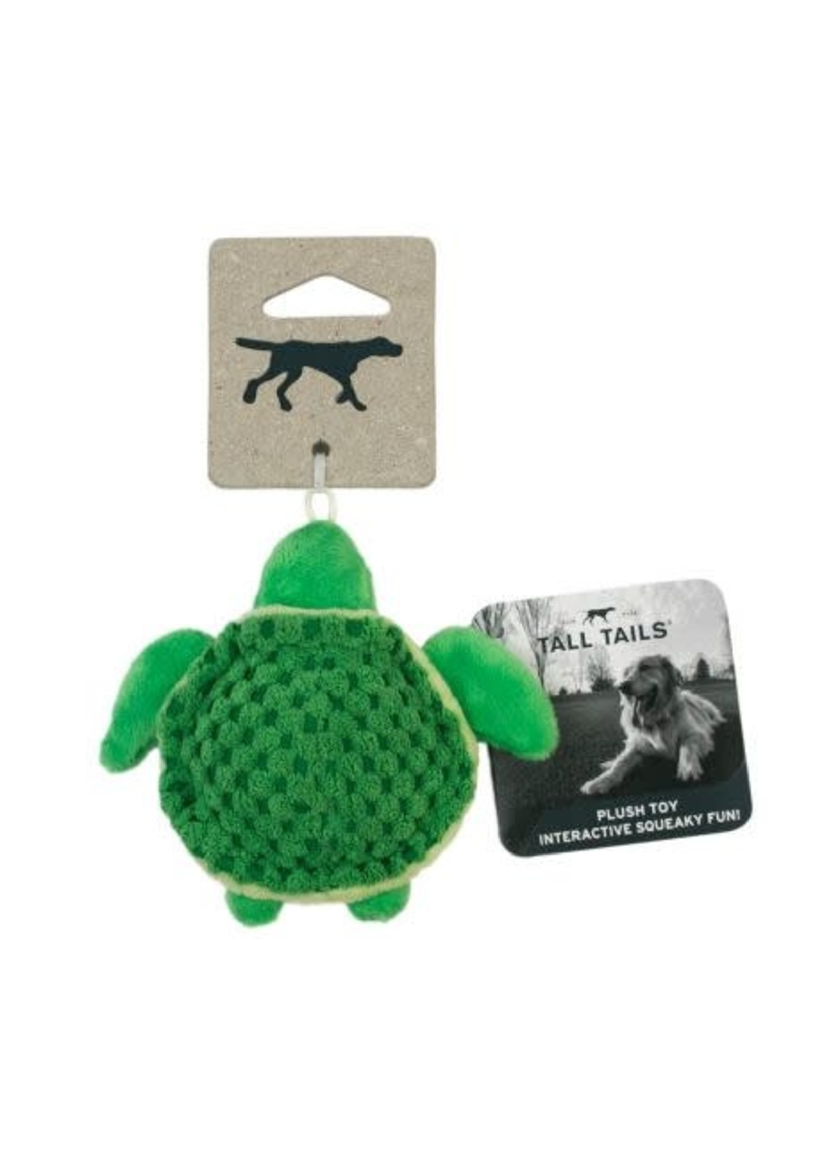 """Tall Tails Tall Tails Turtle 4"""""""