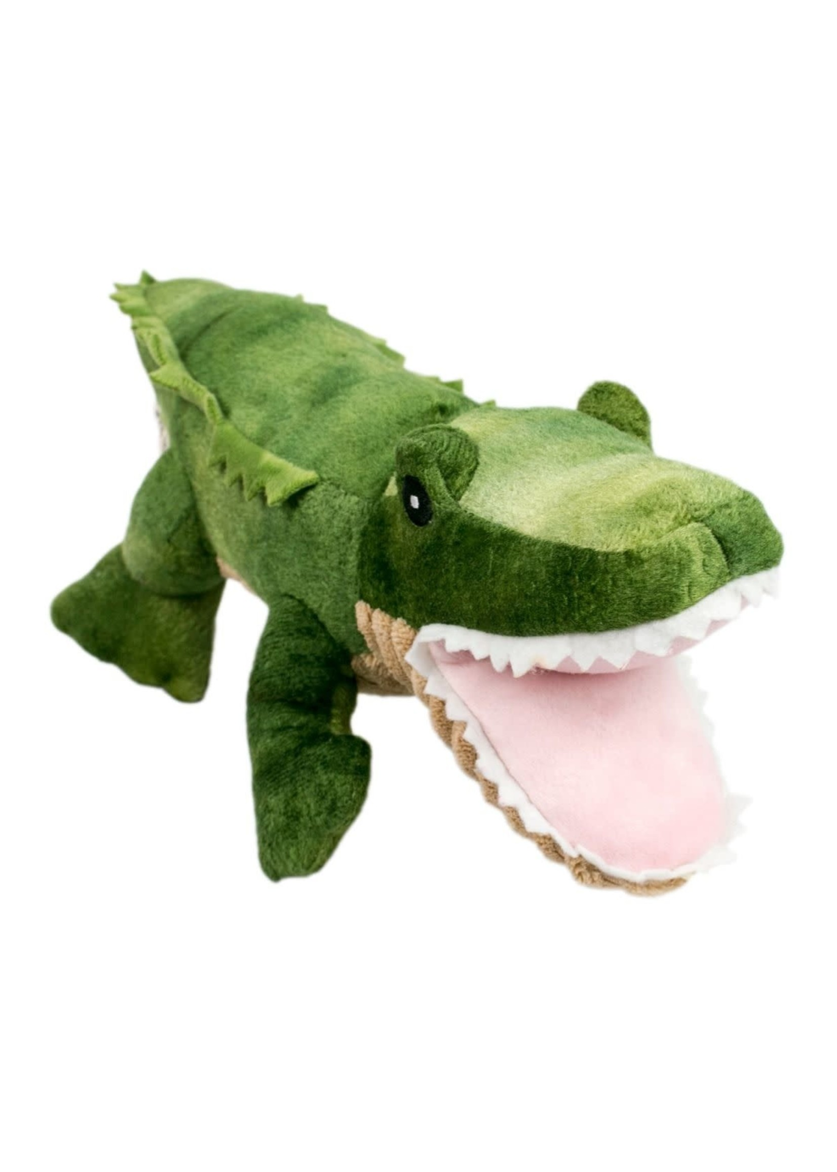 "Tall Tails Tall Tails Plush Crunch Gator 15"""