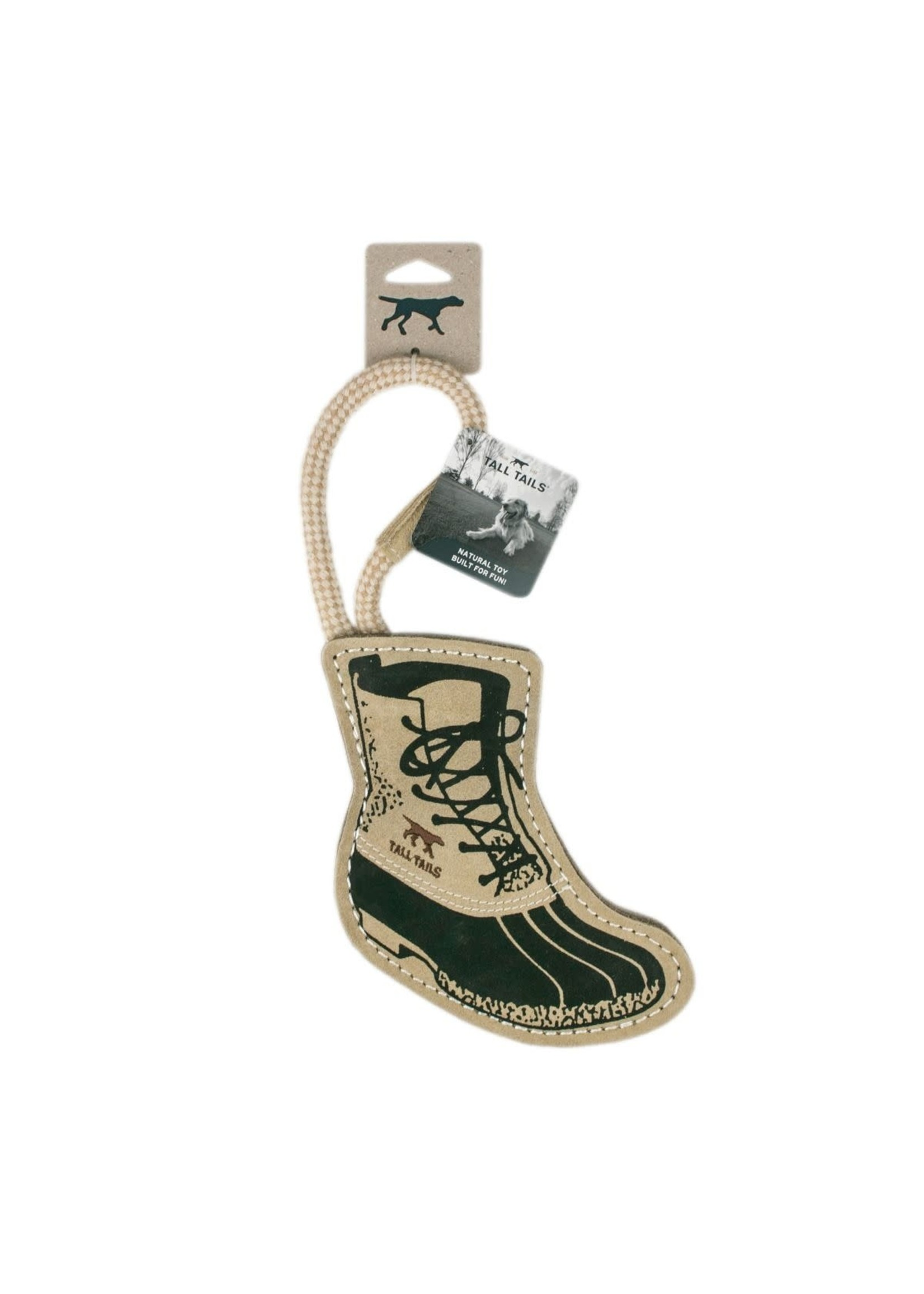 Tall Tails Tall Tails Leather Wool Hiking Boot