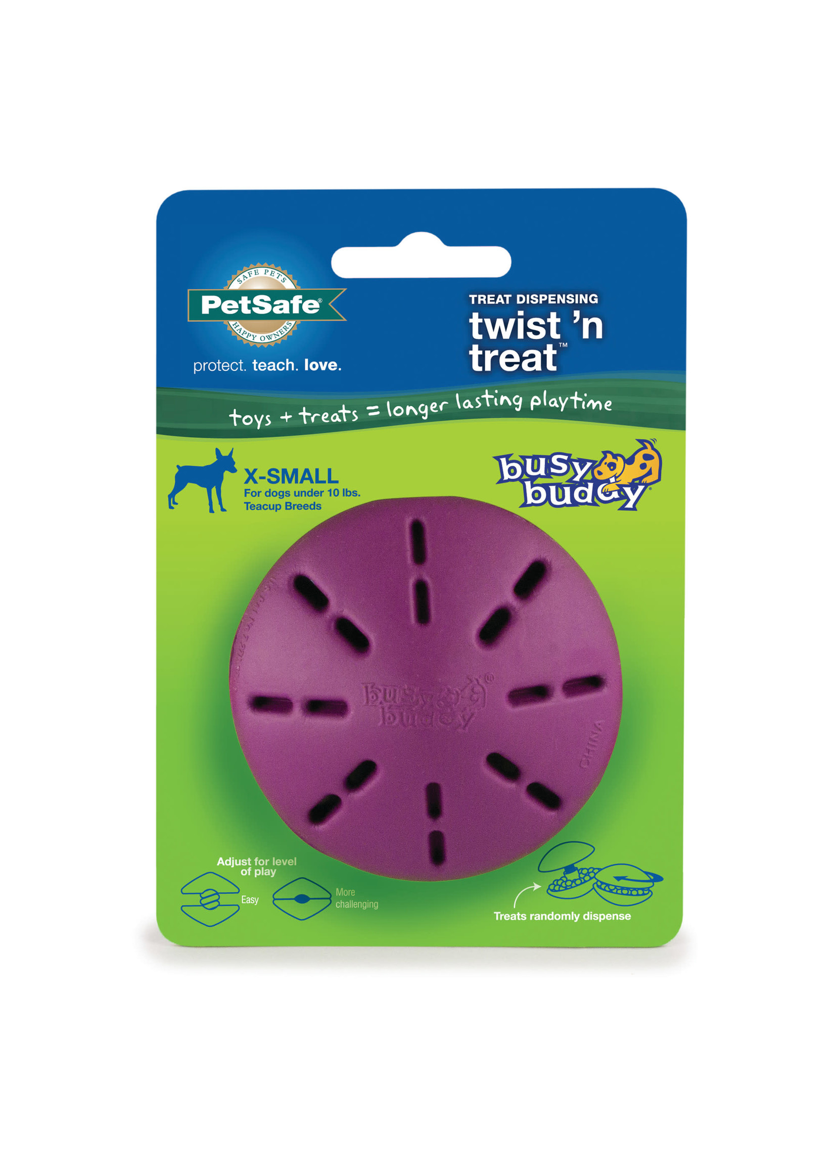 PetSafe PetSafe Busy Buddy Twist n Treat Lrg
