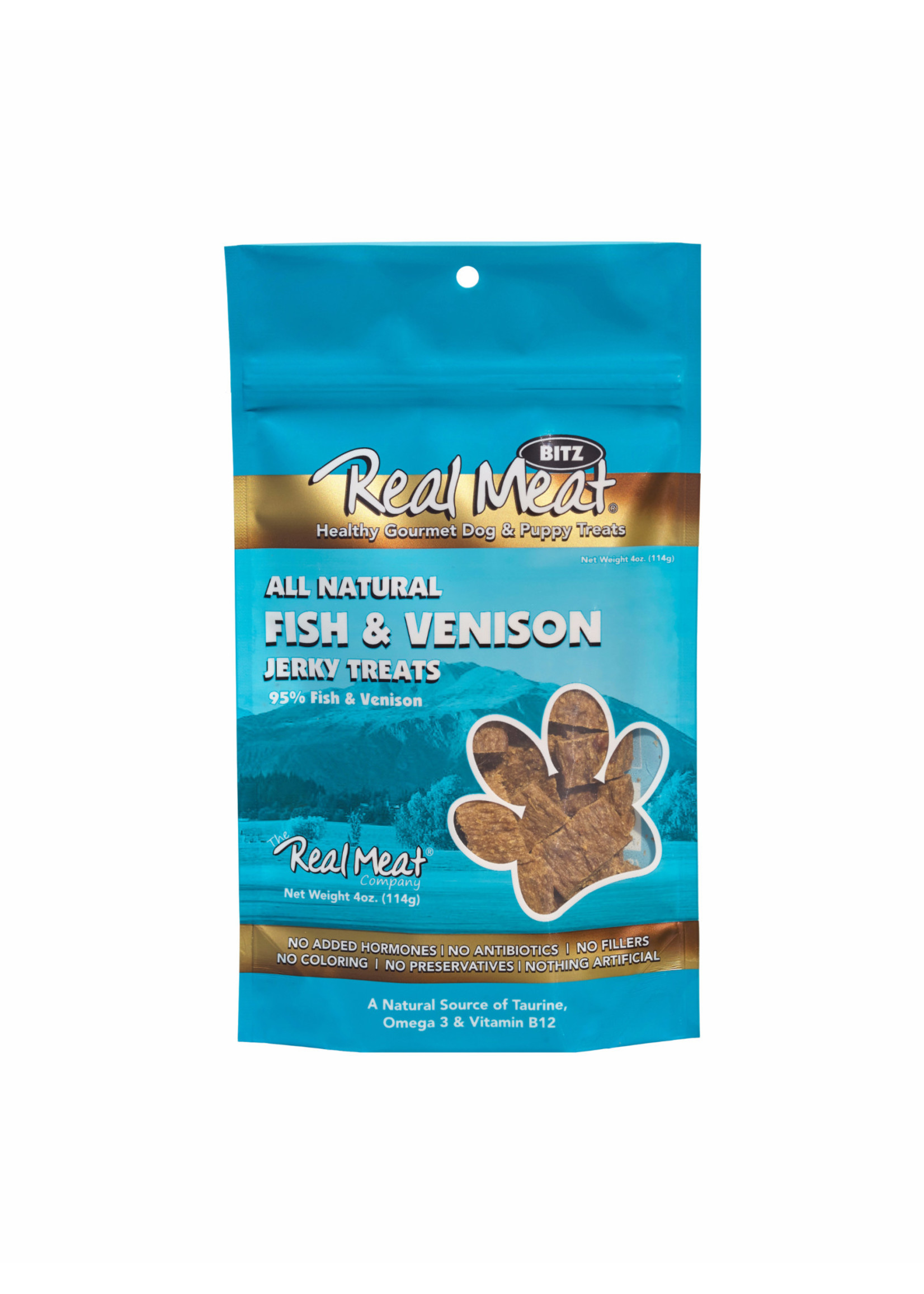 Real Meat Real Meat Canz Dog Fish & Venison