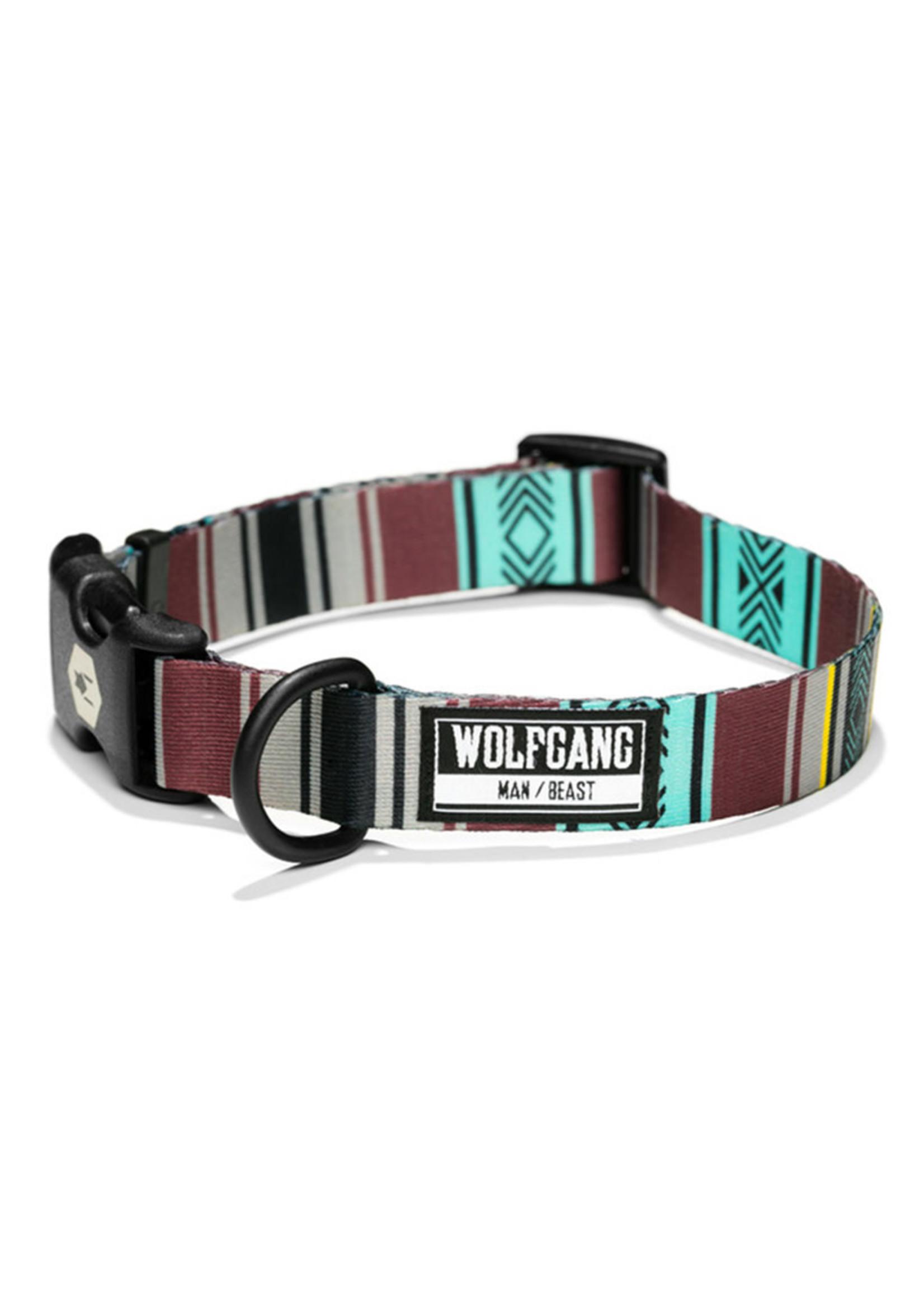 Wolfgang Man & Beast Wolfgang Far West Med Collar