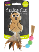 Mad Cat Mad Cat Pouncy Pom Owl
