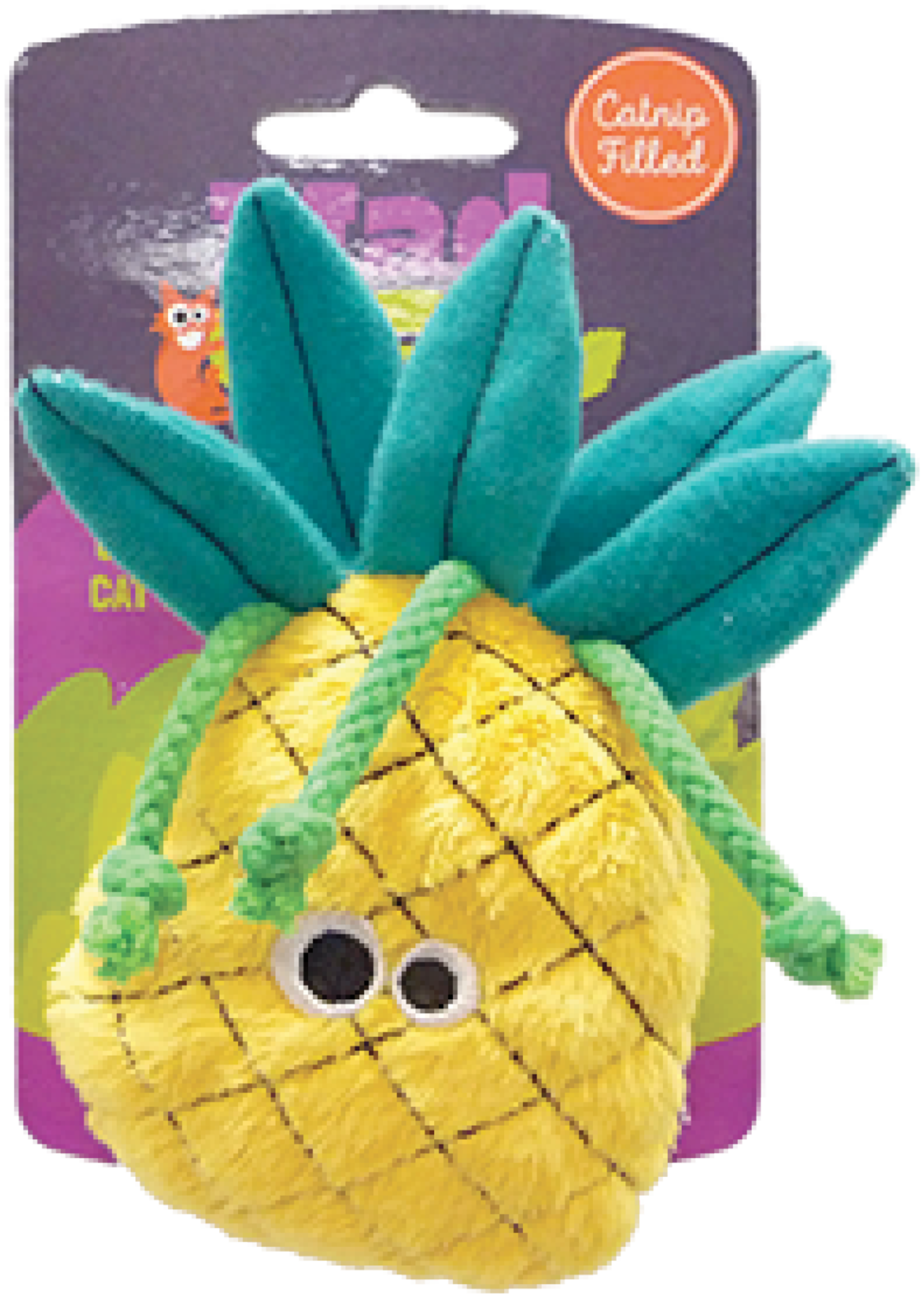 Mad Cat Mad Cat Purrfect Pineapple