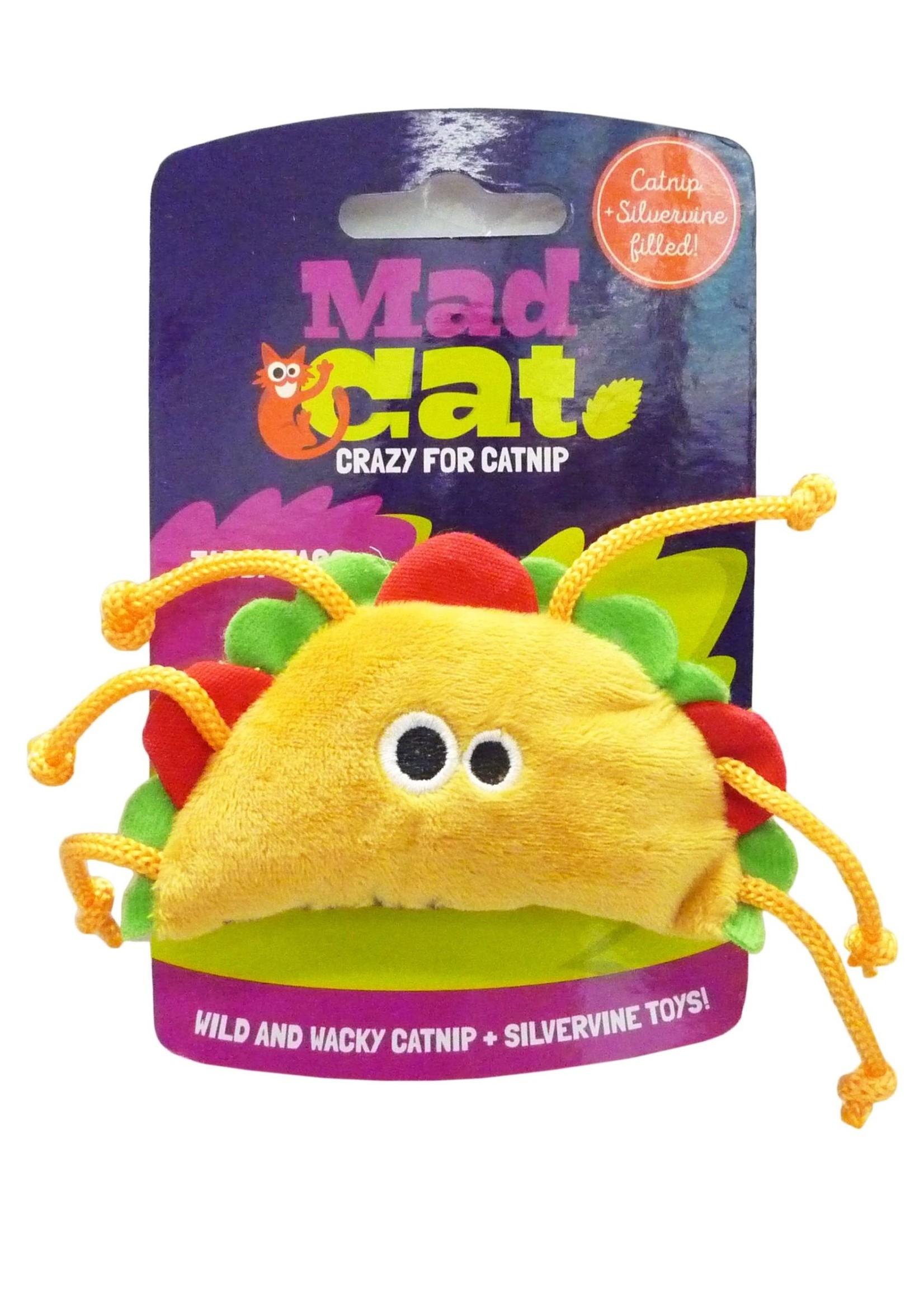 Mad Cat Mad Cat Tabby Taco