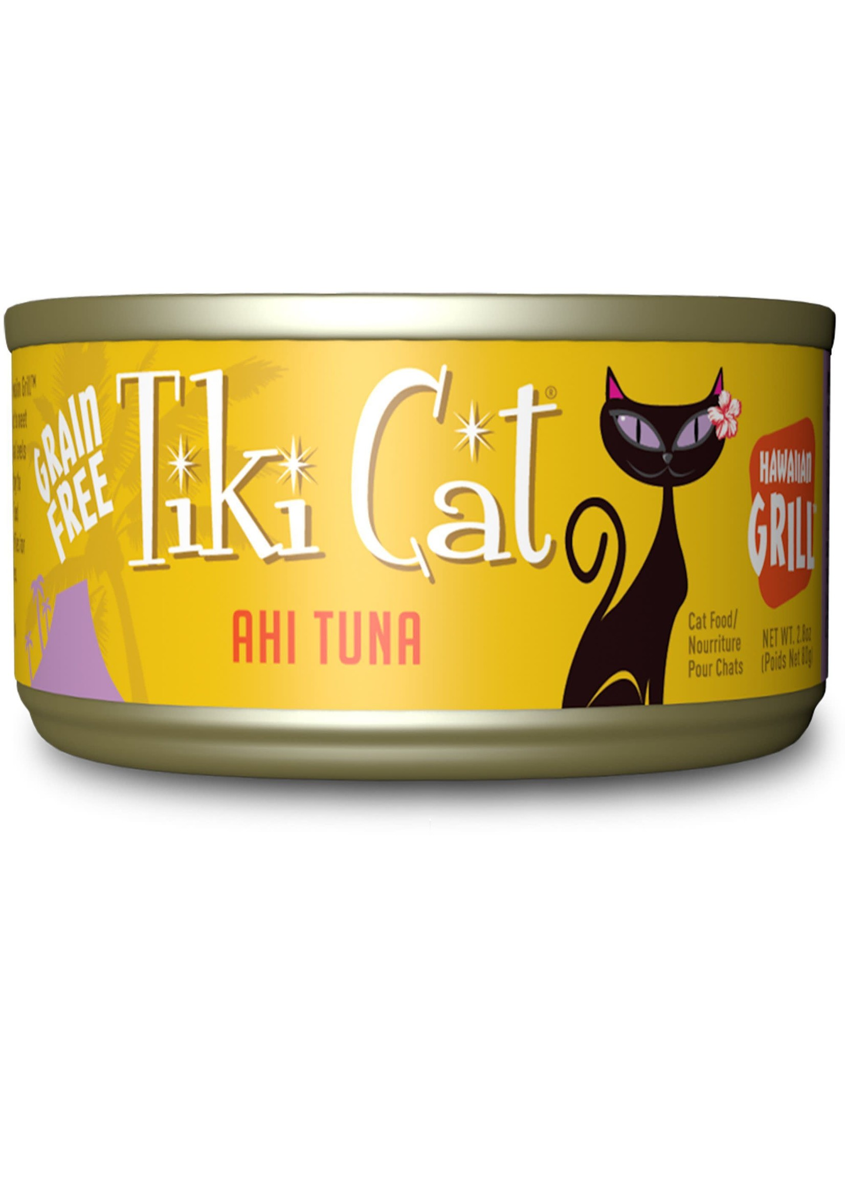 Tiki Pets Tiki Cat Ahi Tuna 2.8 oz