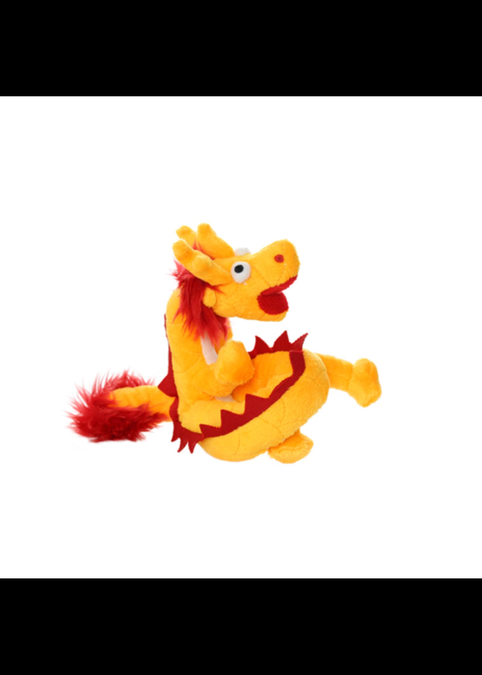 VIP Products/Tuffy VIP Mighty Jr Dragon Yellow