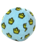 VIP Products/Tuffy VIP Mighty Ball Blue L Crowns