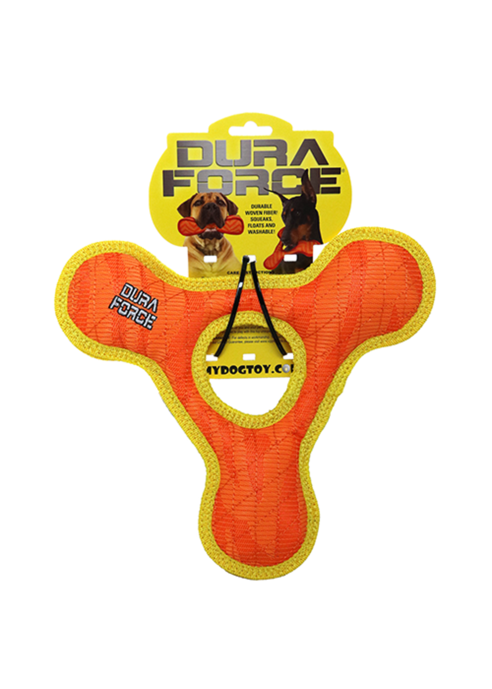 VIP Products/Tuffy VIP DuraForce Triangle Orange