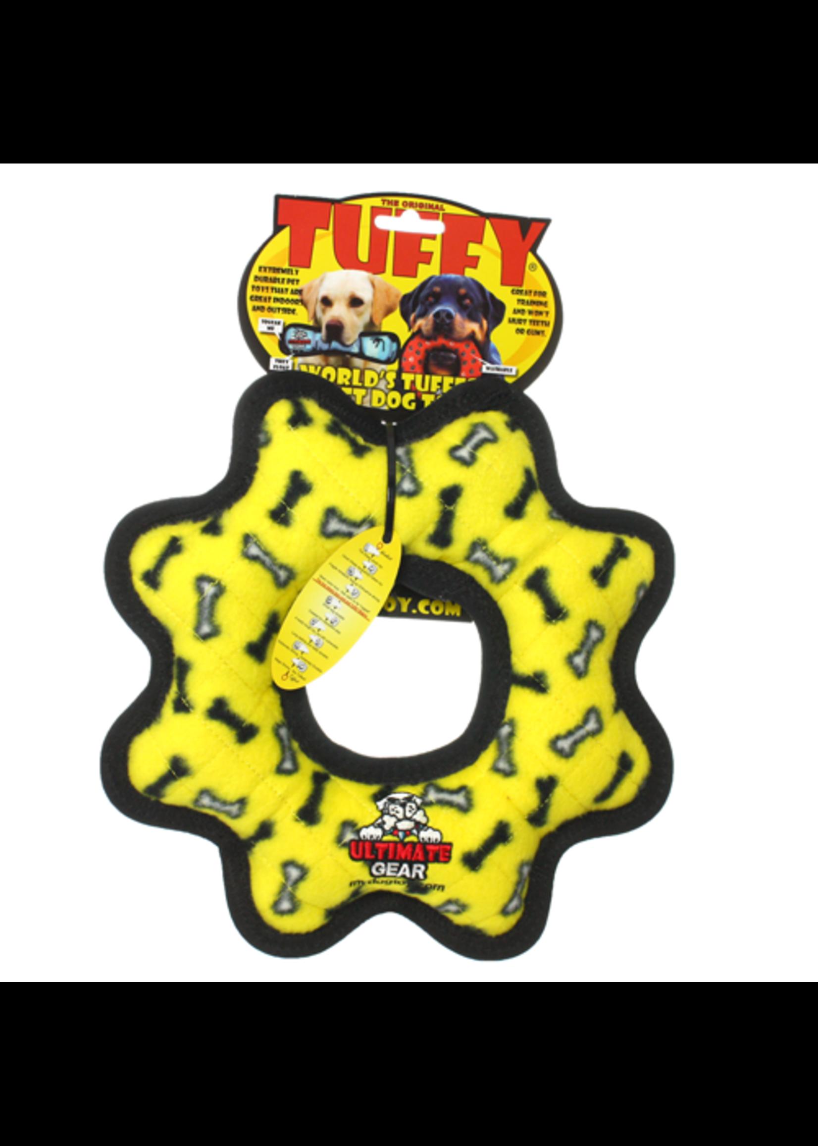 Tuffy Ultimate Ring Yellow Bone