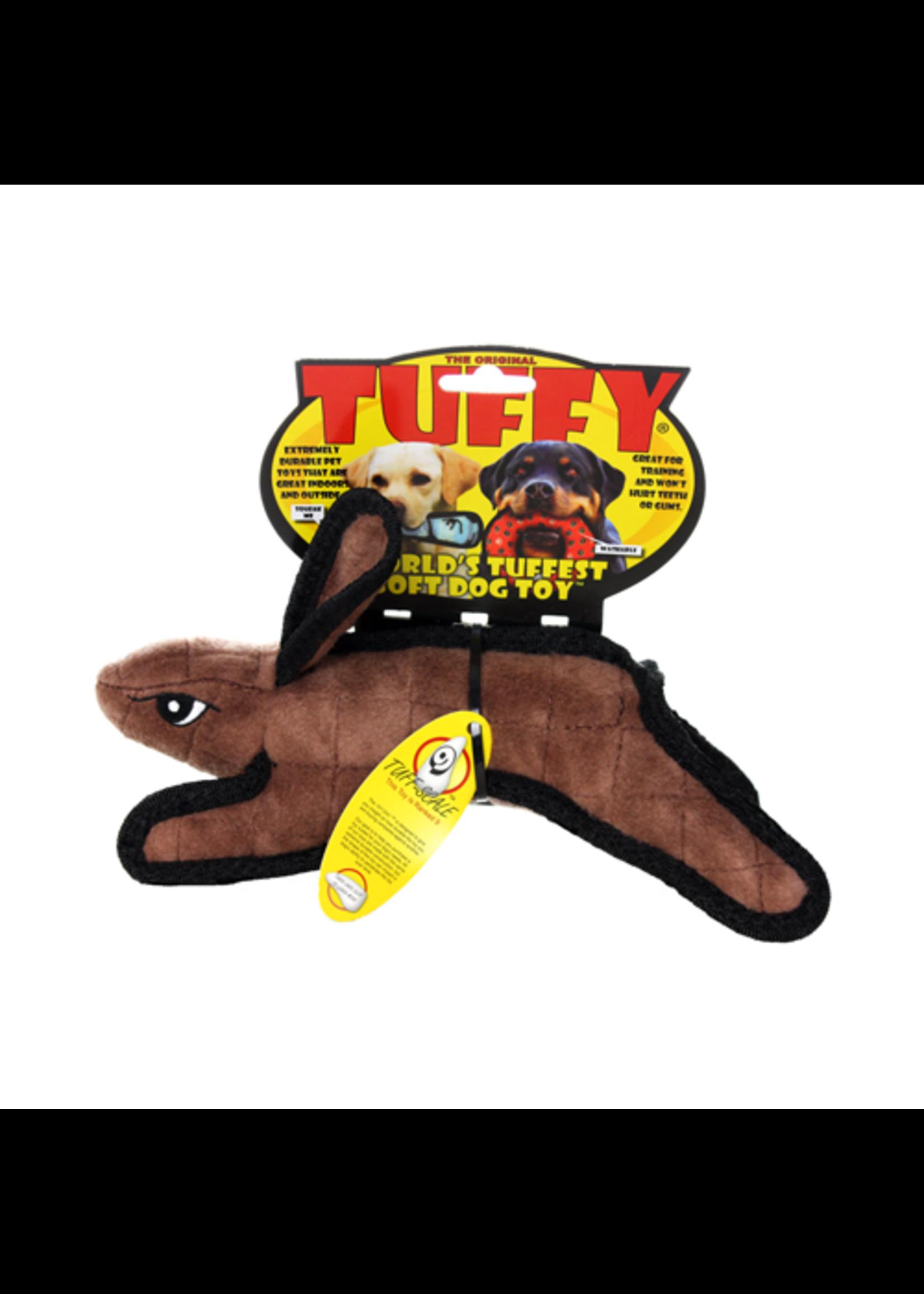 VIP Products/Tuffy Tuffy Rabbit Brown Junior