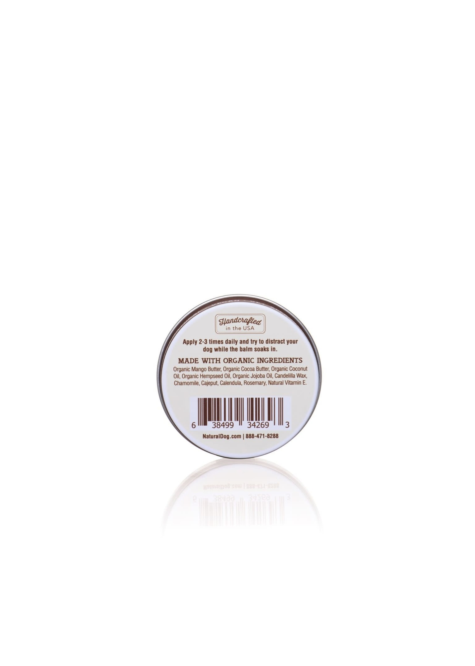 Natural Dog Company Paw Soother 1 Oz Tin