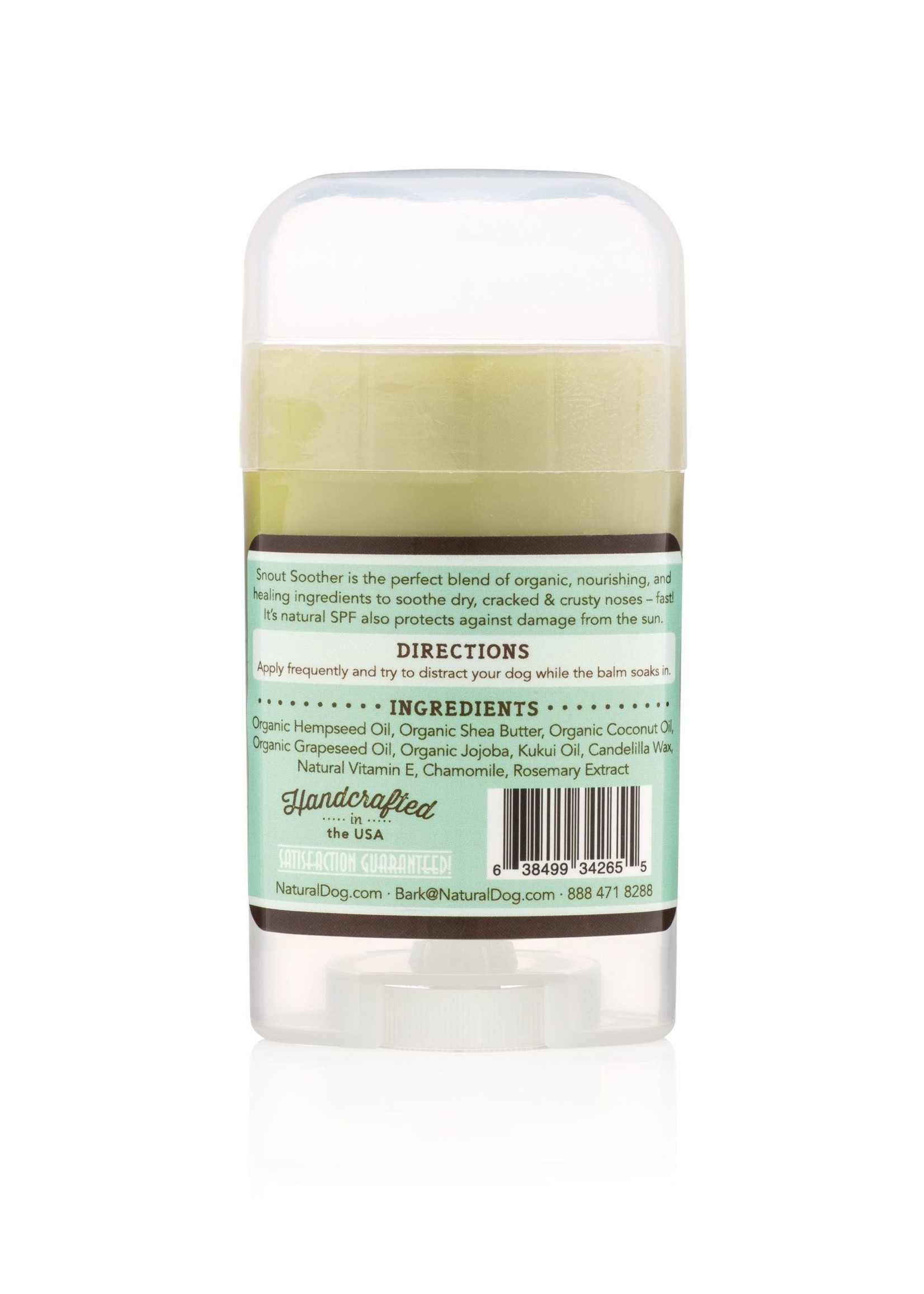 Natural Dog Company Snout Soother Stick 2 oz