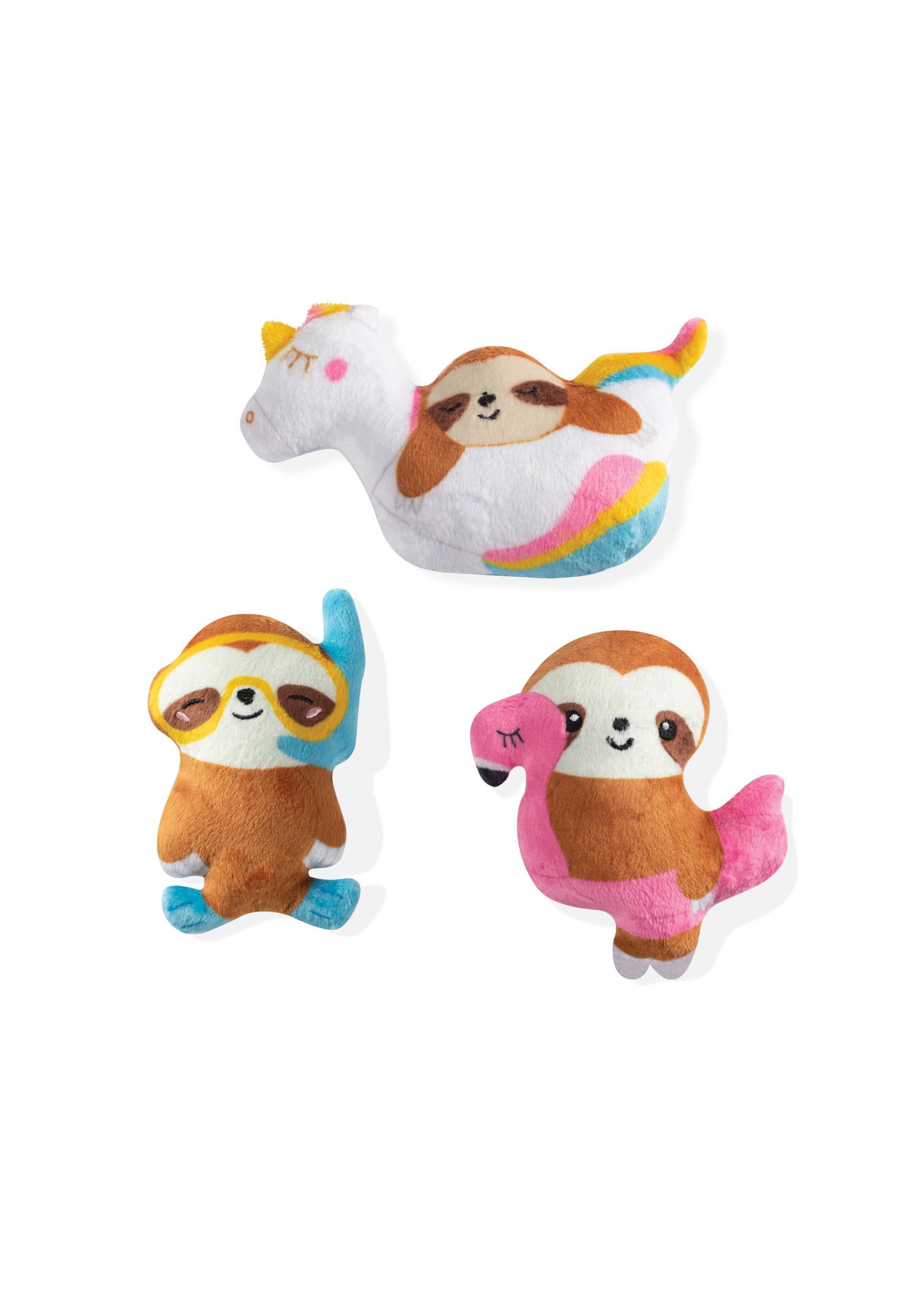 Pet Shop by Fringe Fringe Summer Sloths 3 Piece