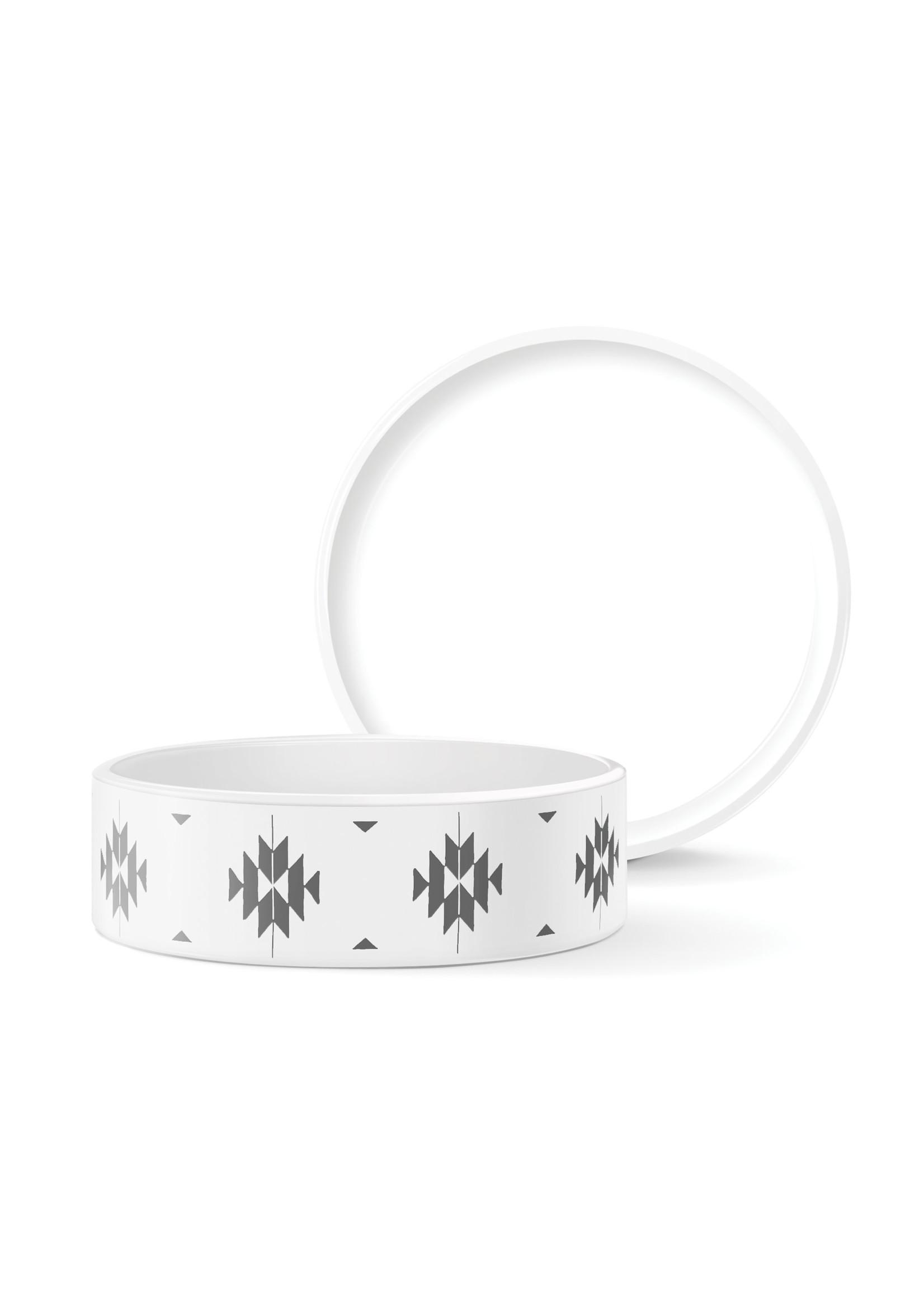 Pet Shop by Fringe Fringe Tribal Natural Med Bowl