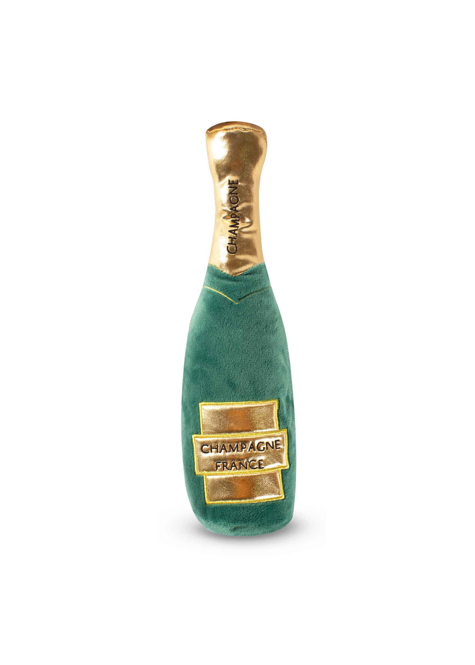Pet Shop by Fringe Fringe Champagne Bottle Toy