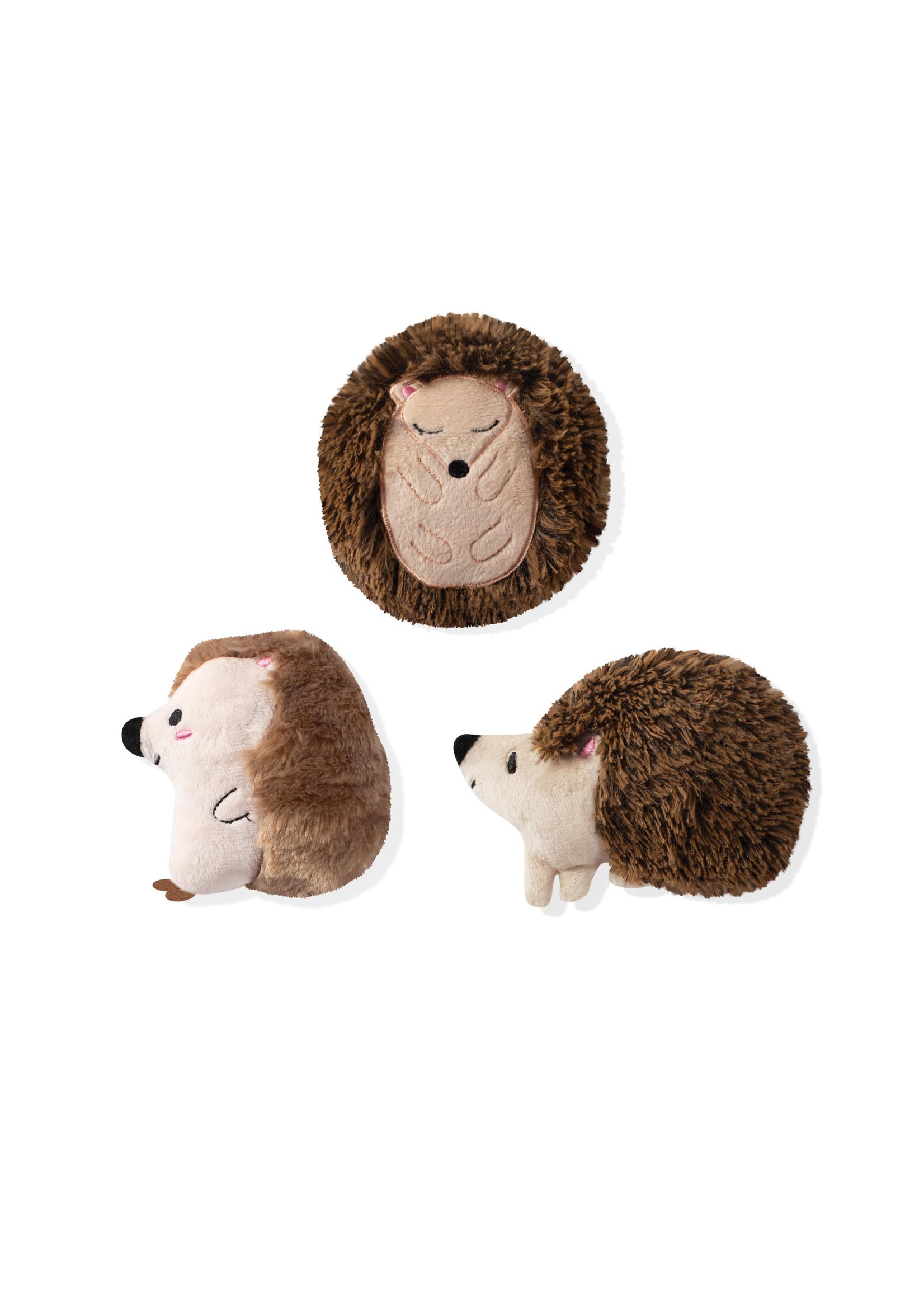 Pet Shop by Fringe Fringe Hedgehogs 3 Piece Set