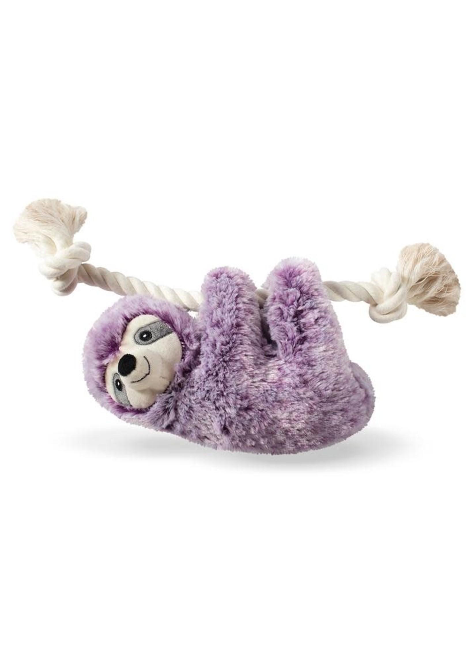 Pet Shop by Fringe Fringe Violet Sloth on a Rope