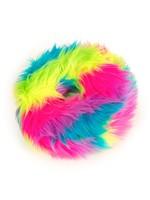 GoDog GoDog Furballz Rings Rainbow L