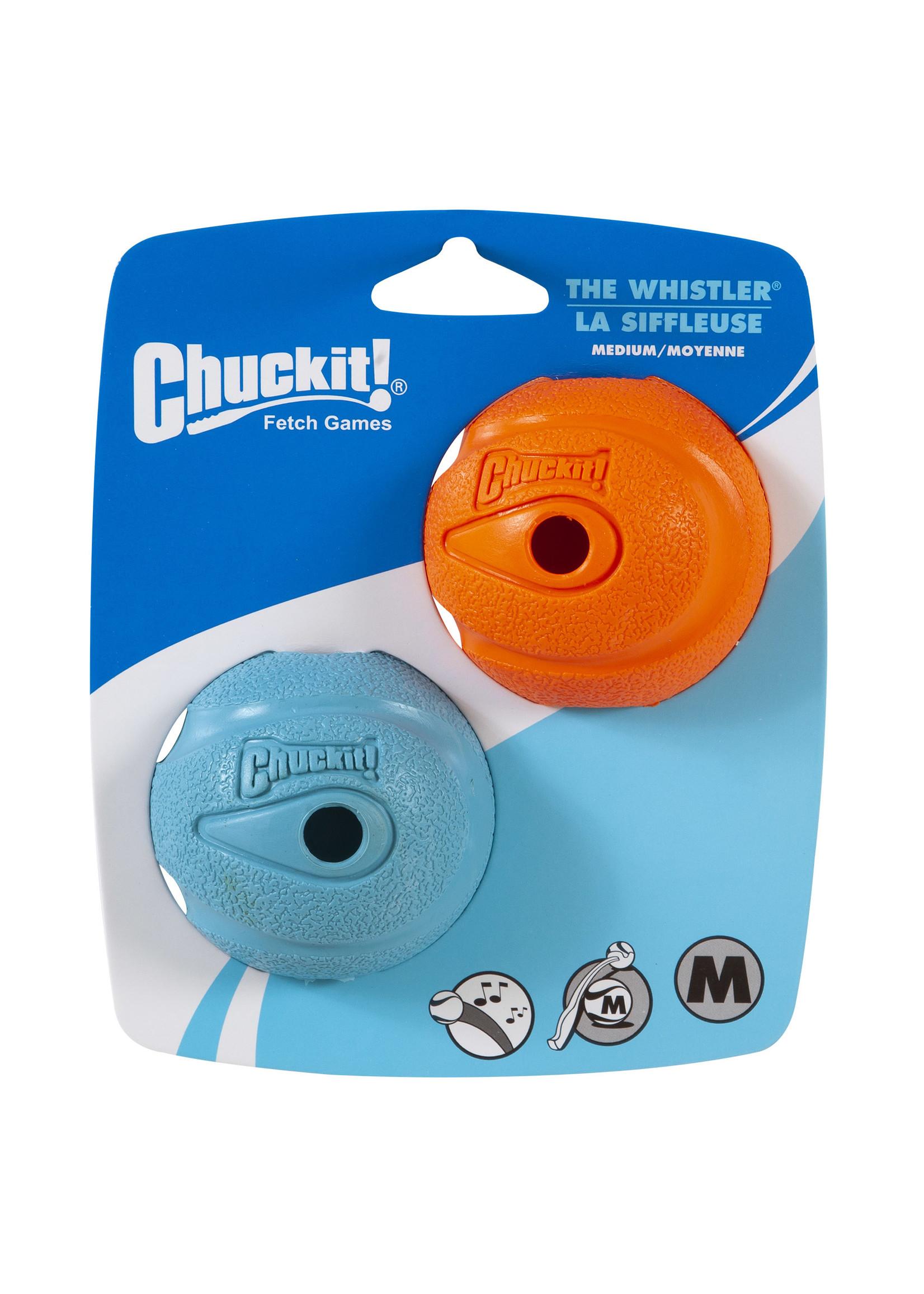 Chuckit! Chuckit Whistler Ball 2pack