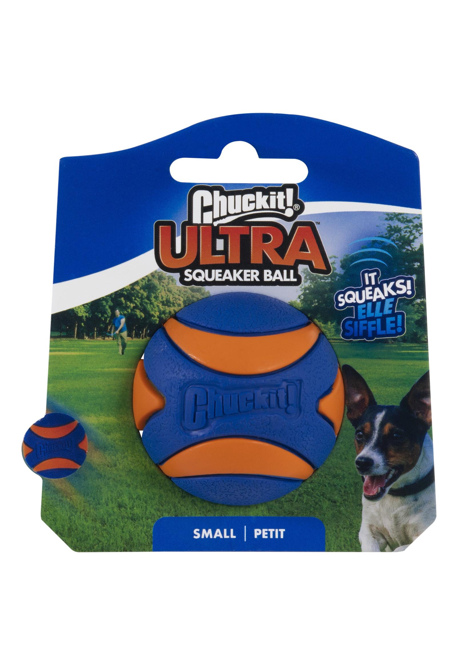 Chuckit! Chuckit Ultra Squeaker Ball Sm