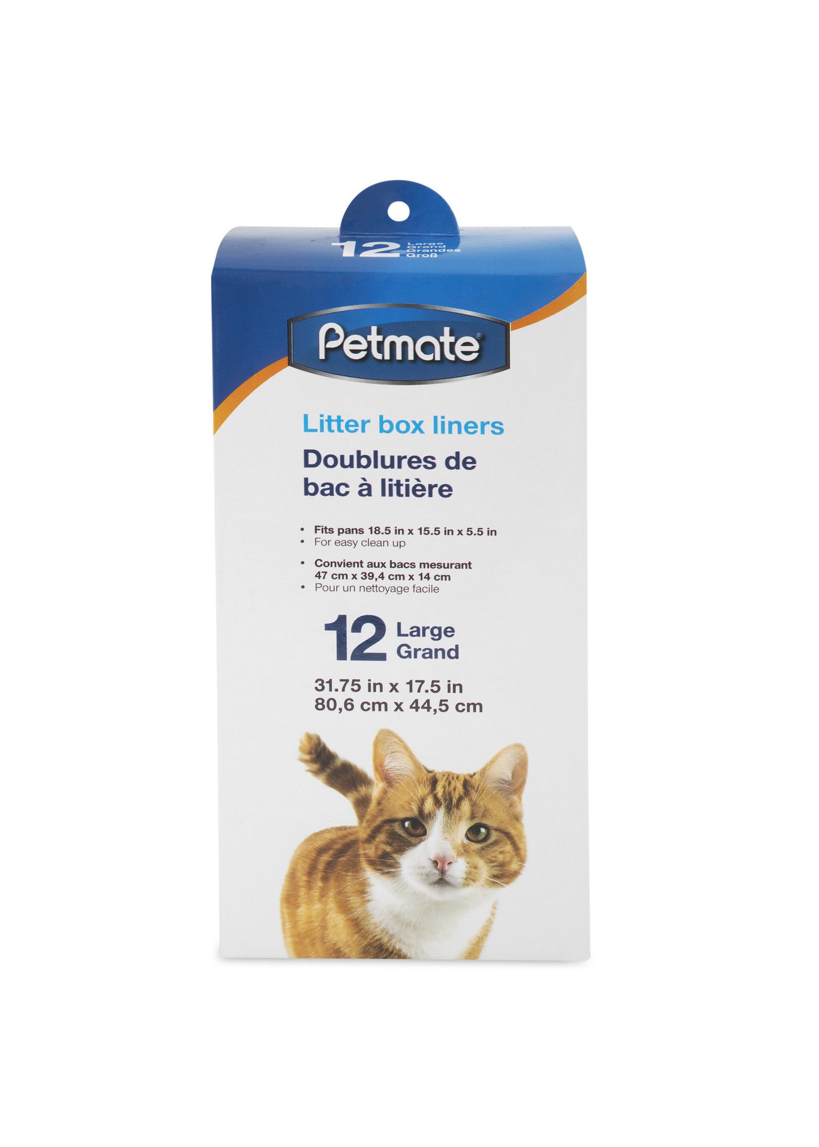 Petmate Petmate Litter Pan Liner Large