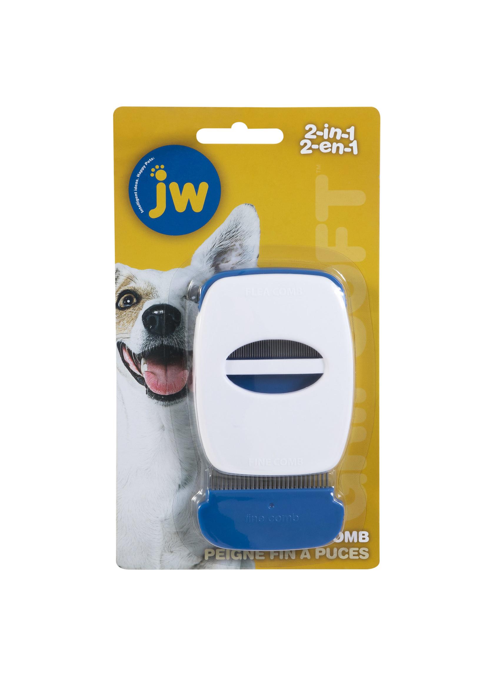 JW Pet JW Flea & Fine Comb