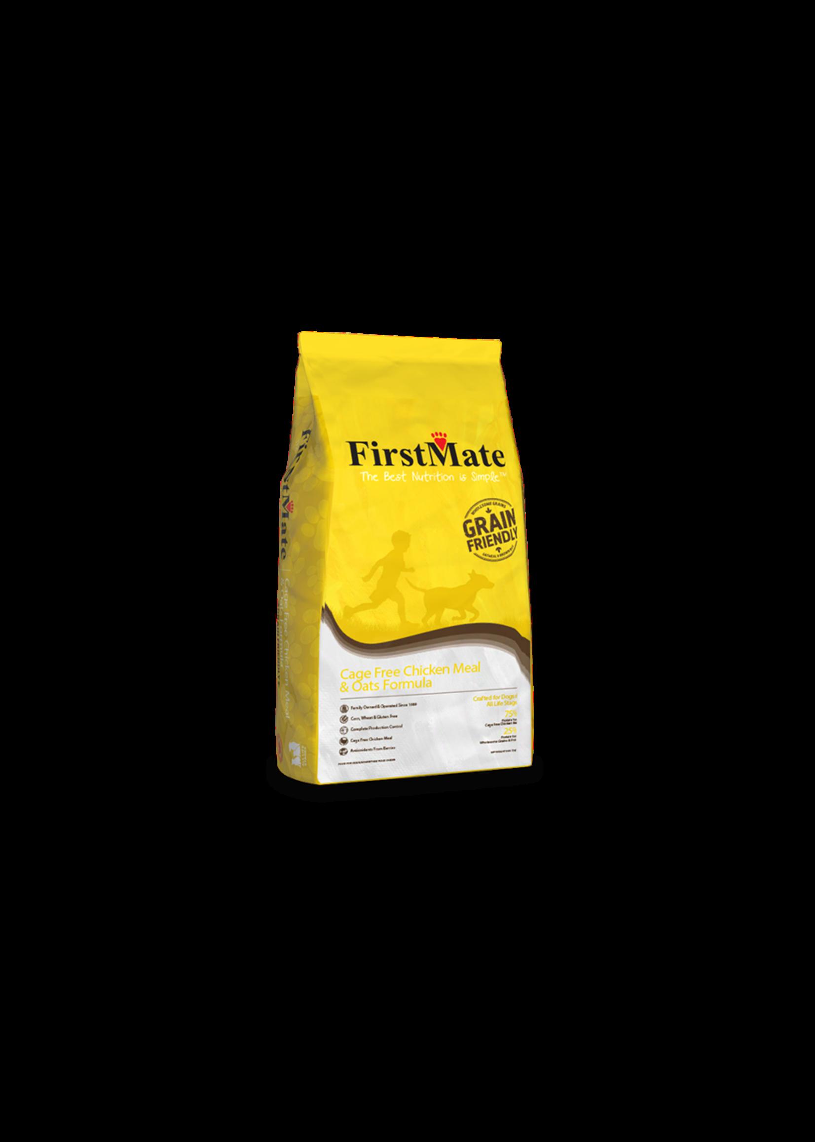 FirstMate FirstMate Chicken & Oats