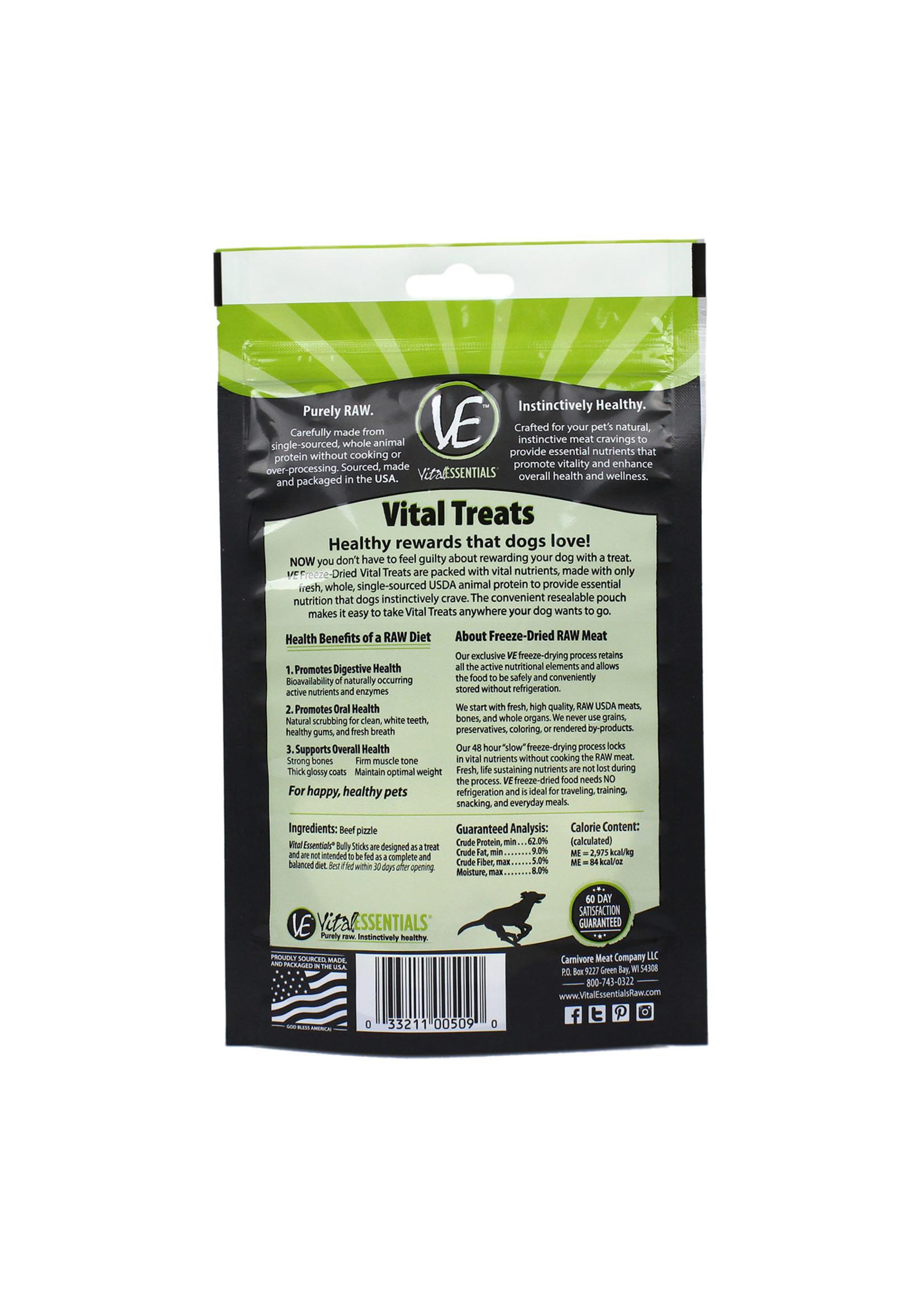 Vital Essentials Vital Essentials FD Bully Sticks 5 piece