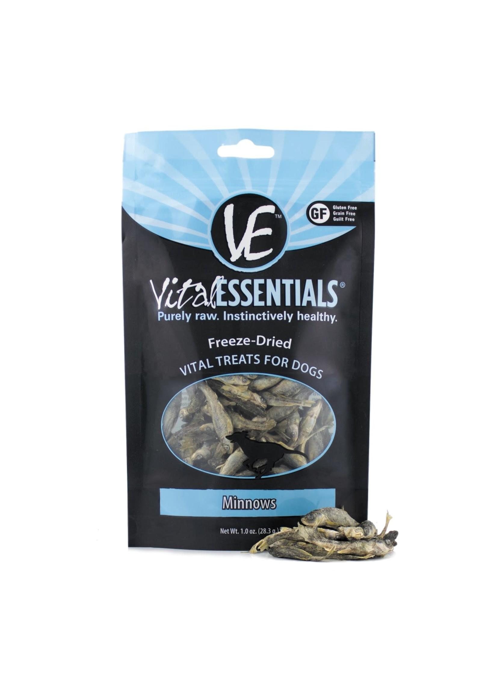 Vital Essentials Vital Essentials FD Minnow 1 oz