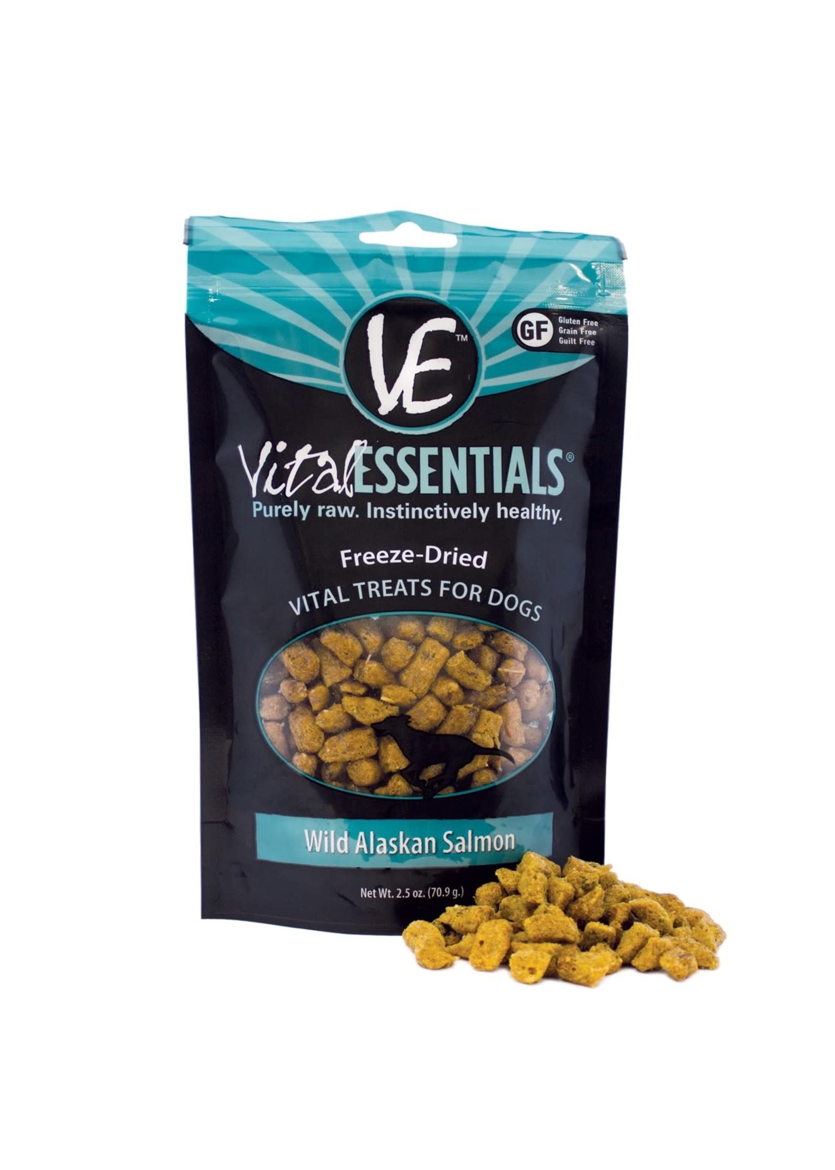 Vital Essentials Vital Essentials FD Salmon 2oz