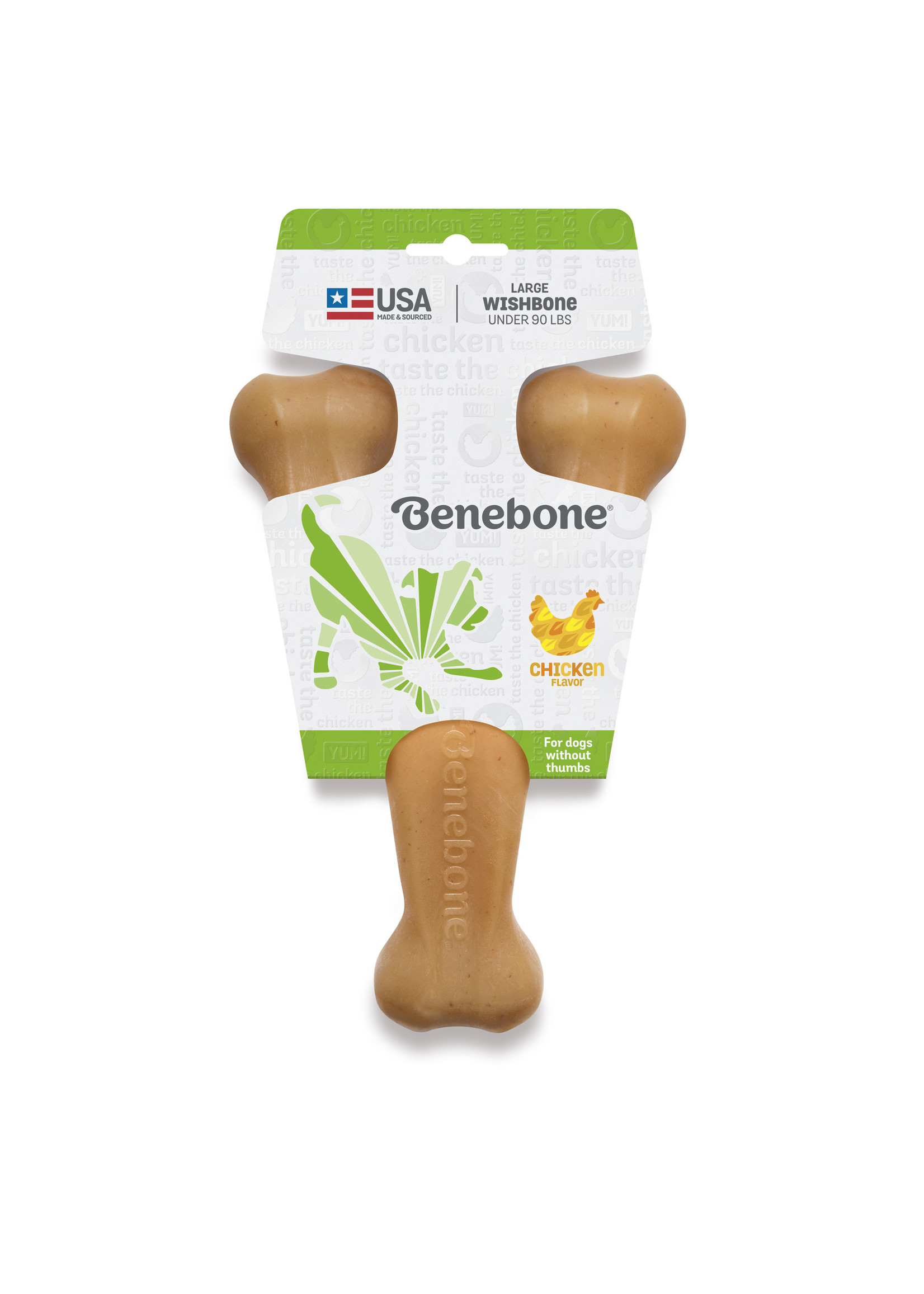 Benebone Benebone Wishbone Chicken Large