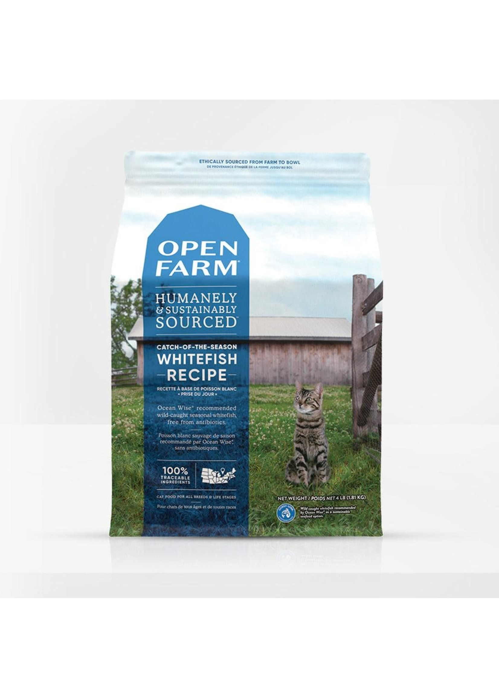 Open Farm Open Farm Whitefish Cat