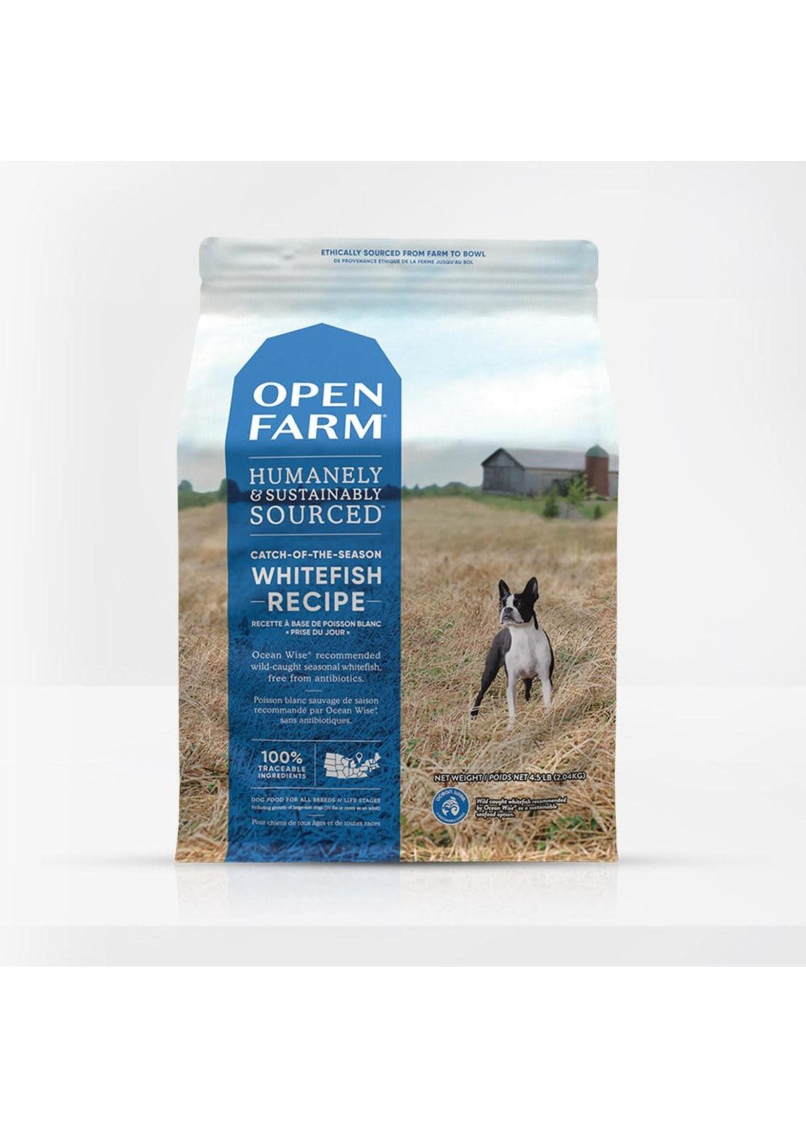 Open Farm Open Farm Dog Whitefish Dog