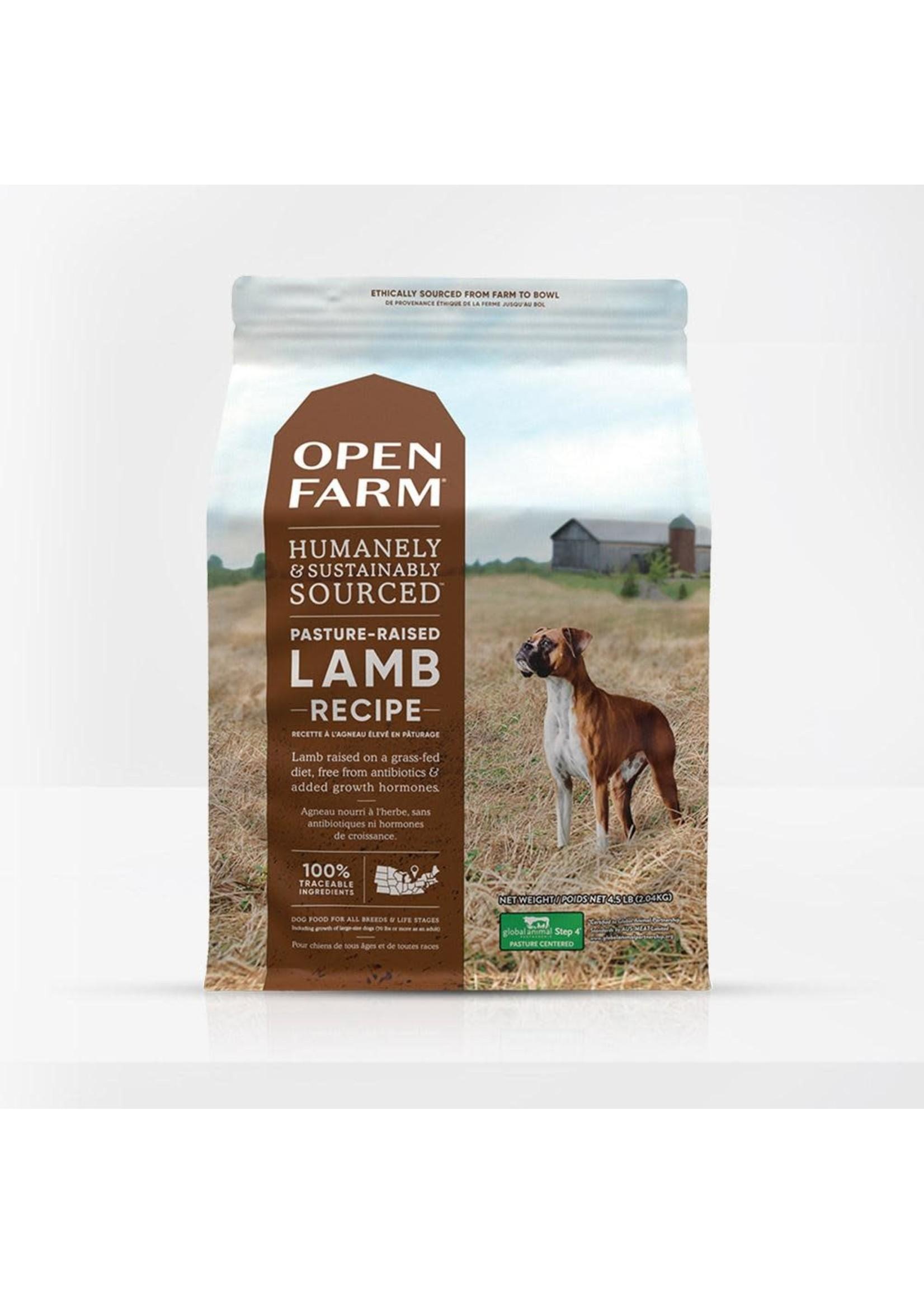 Open Farm Open Farm Lamb Dog