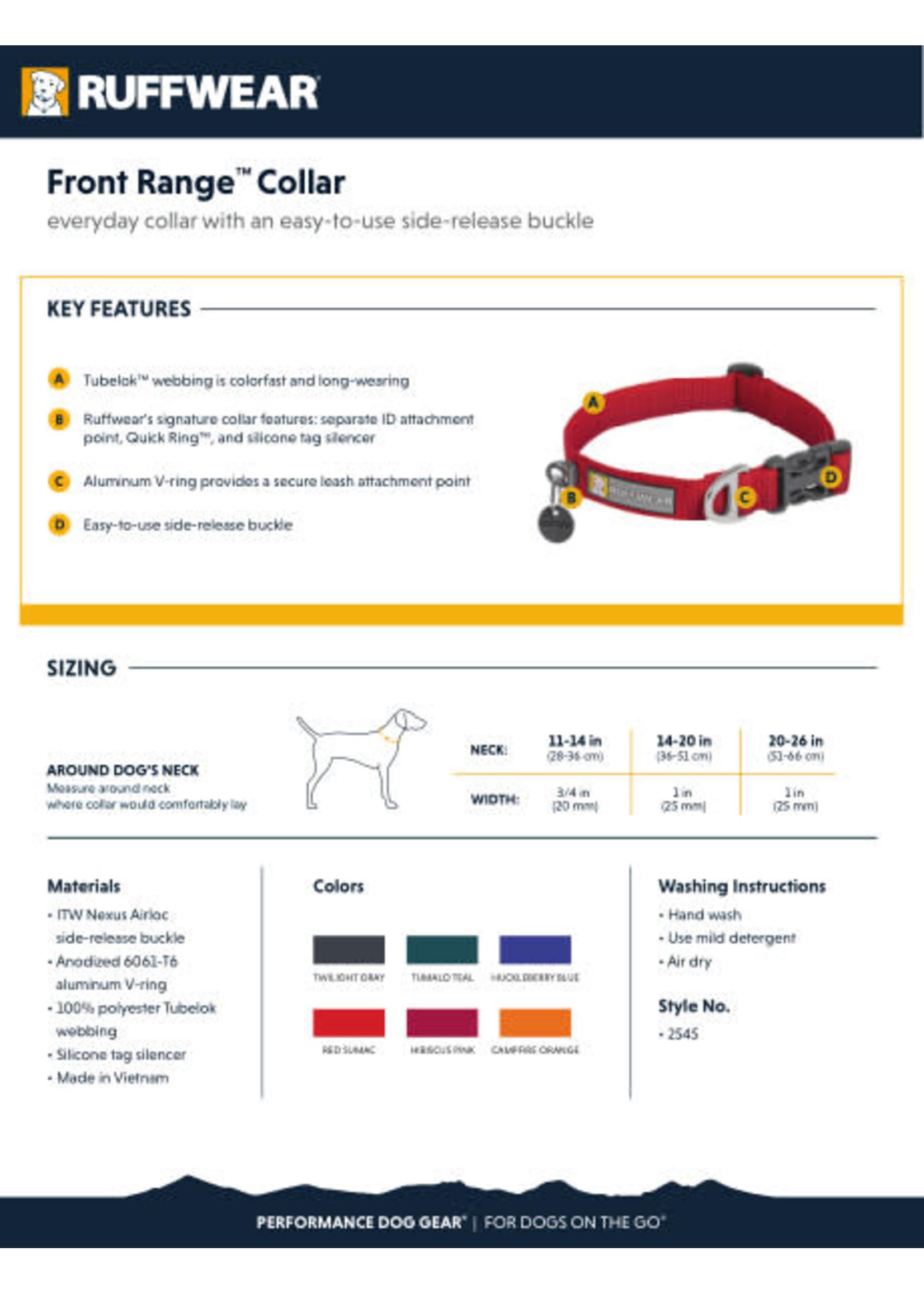 Ruffwear Ruffwear Front Range Collar