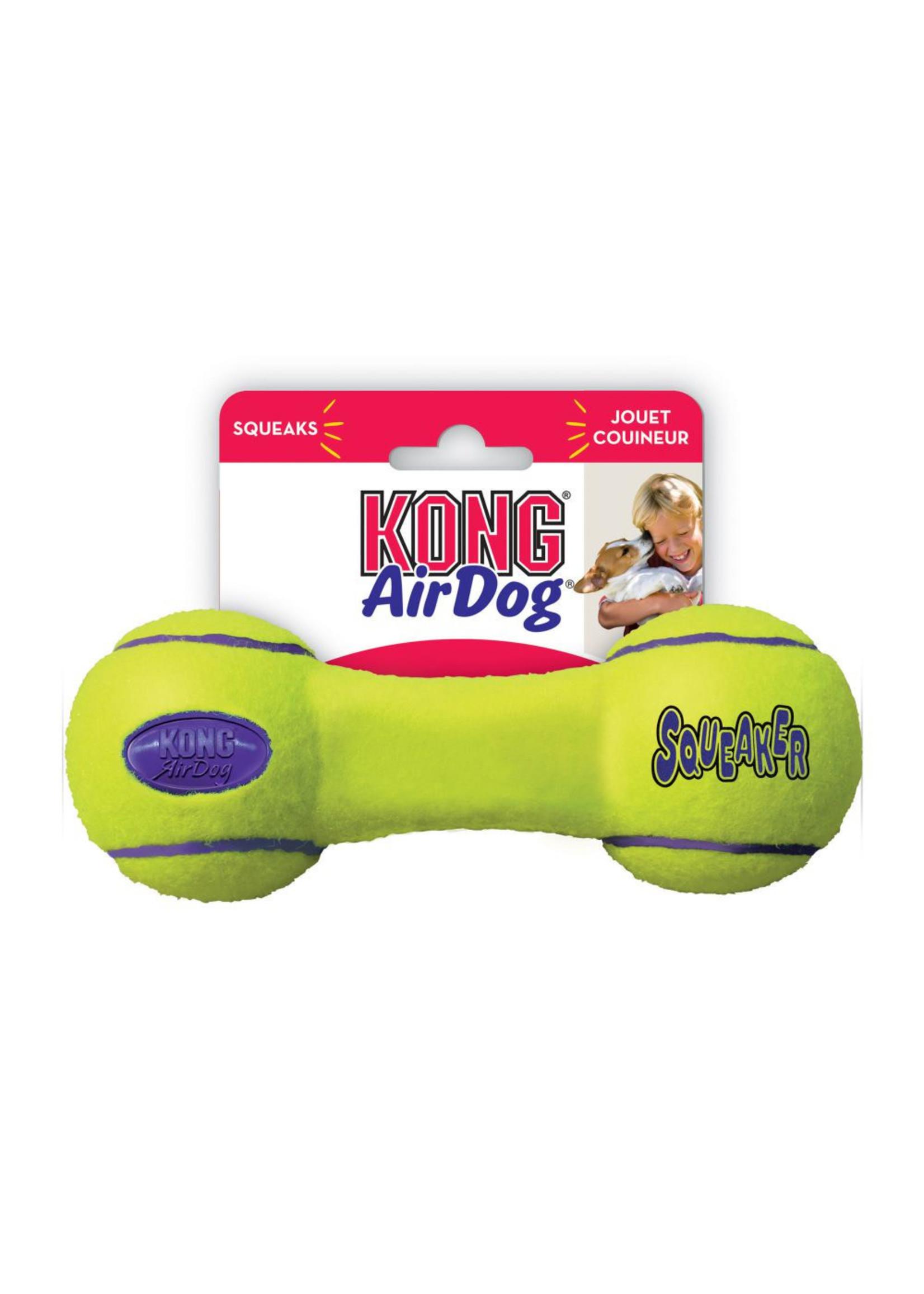 Kong Kong Air Dog Squeak Dumbell Large