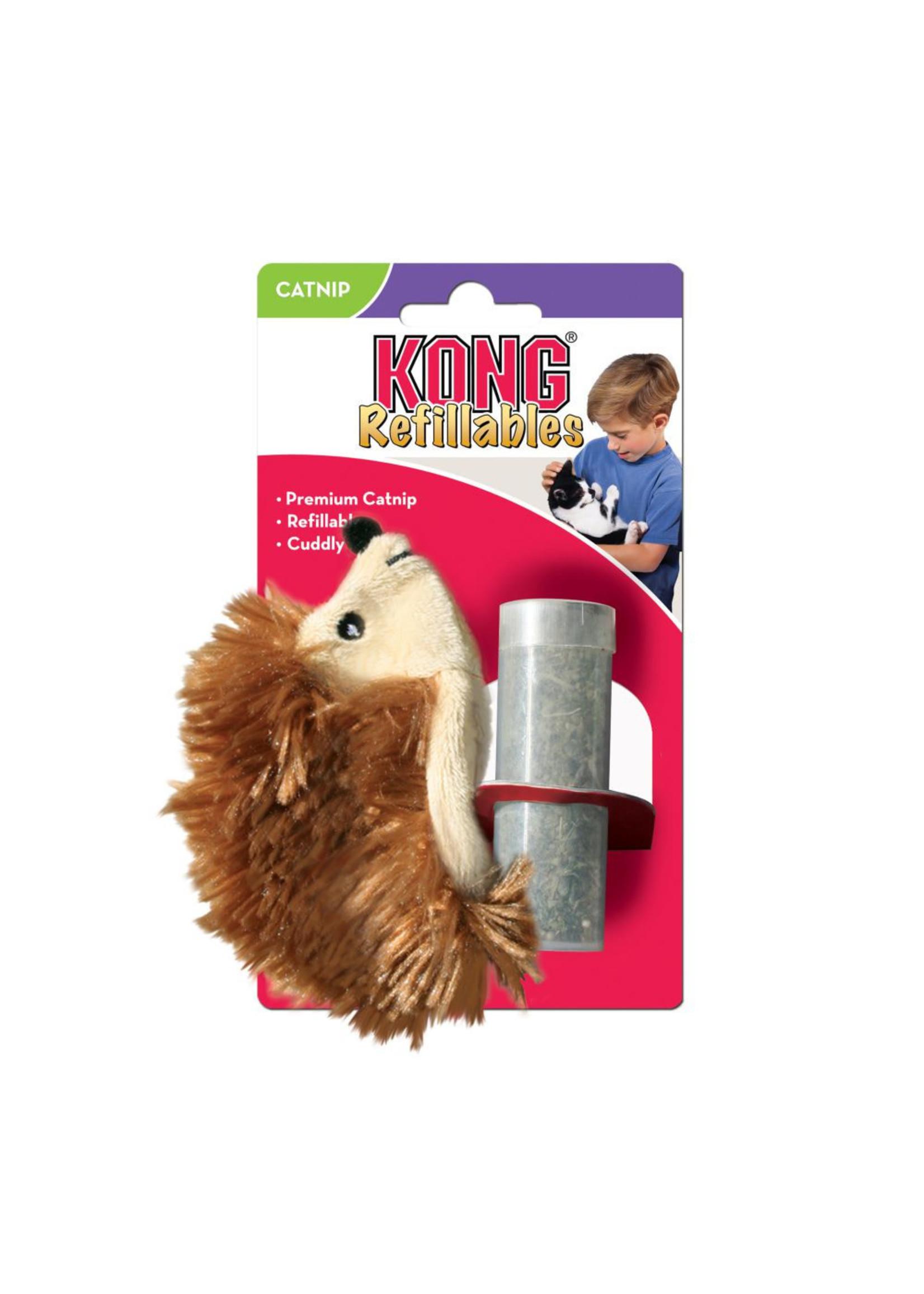 Kong Kong Catnip Hedgehog