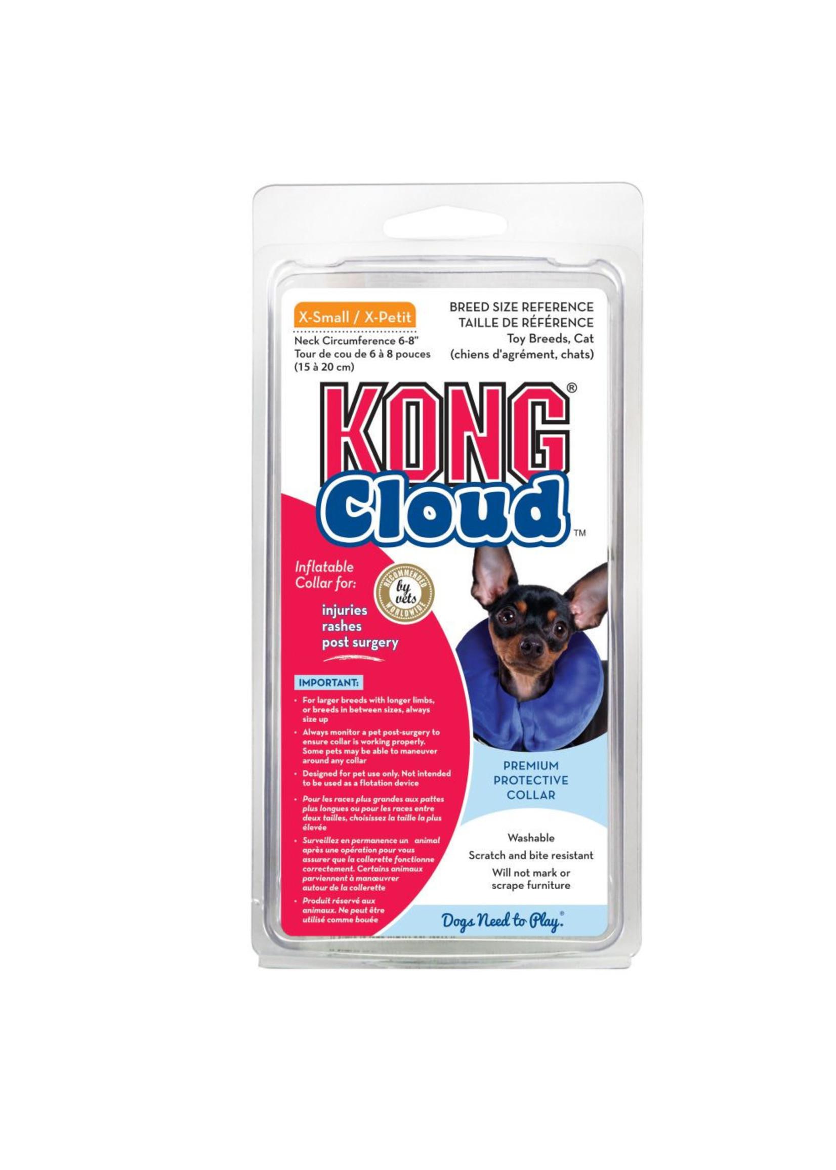 Kong Kong Cloud Collar XS